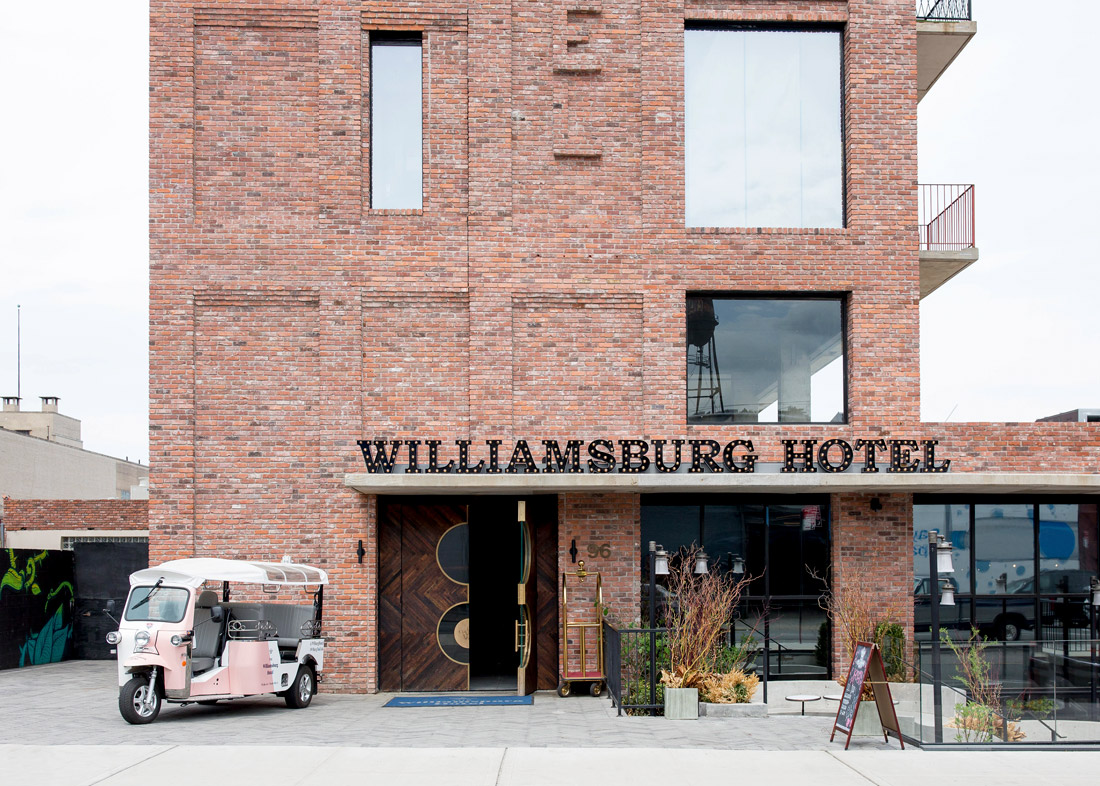 The Williamsburg Hotel Cost