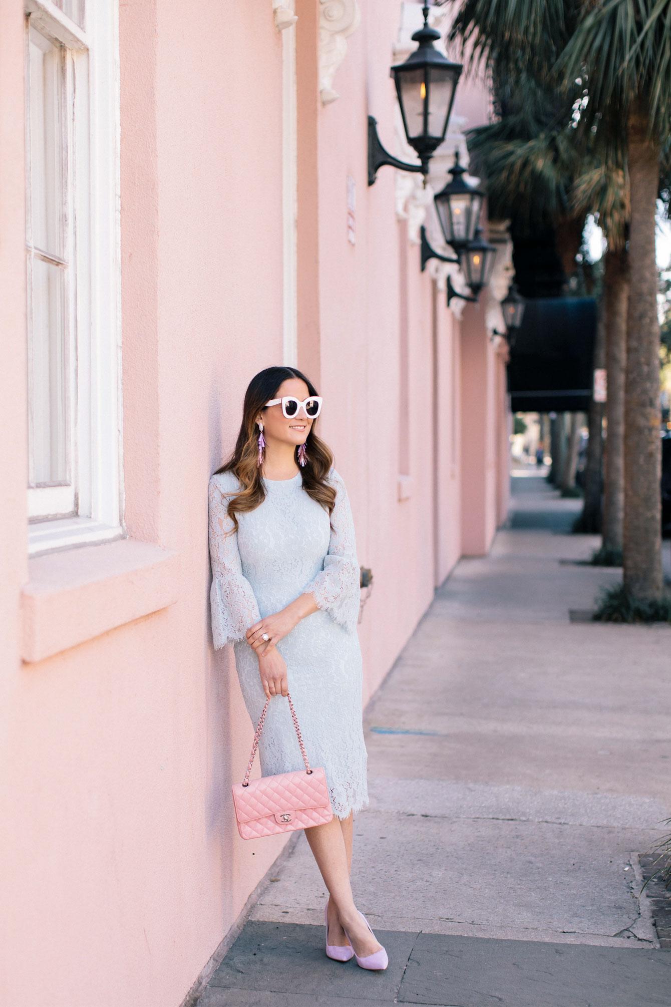 Best Charleston Pink Walls
