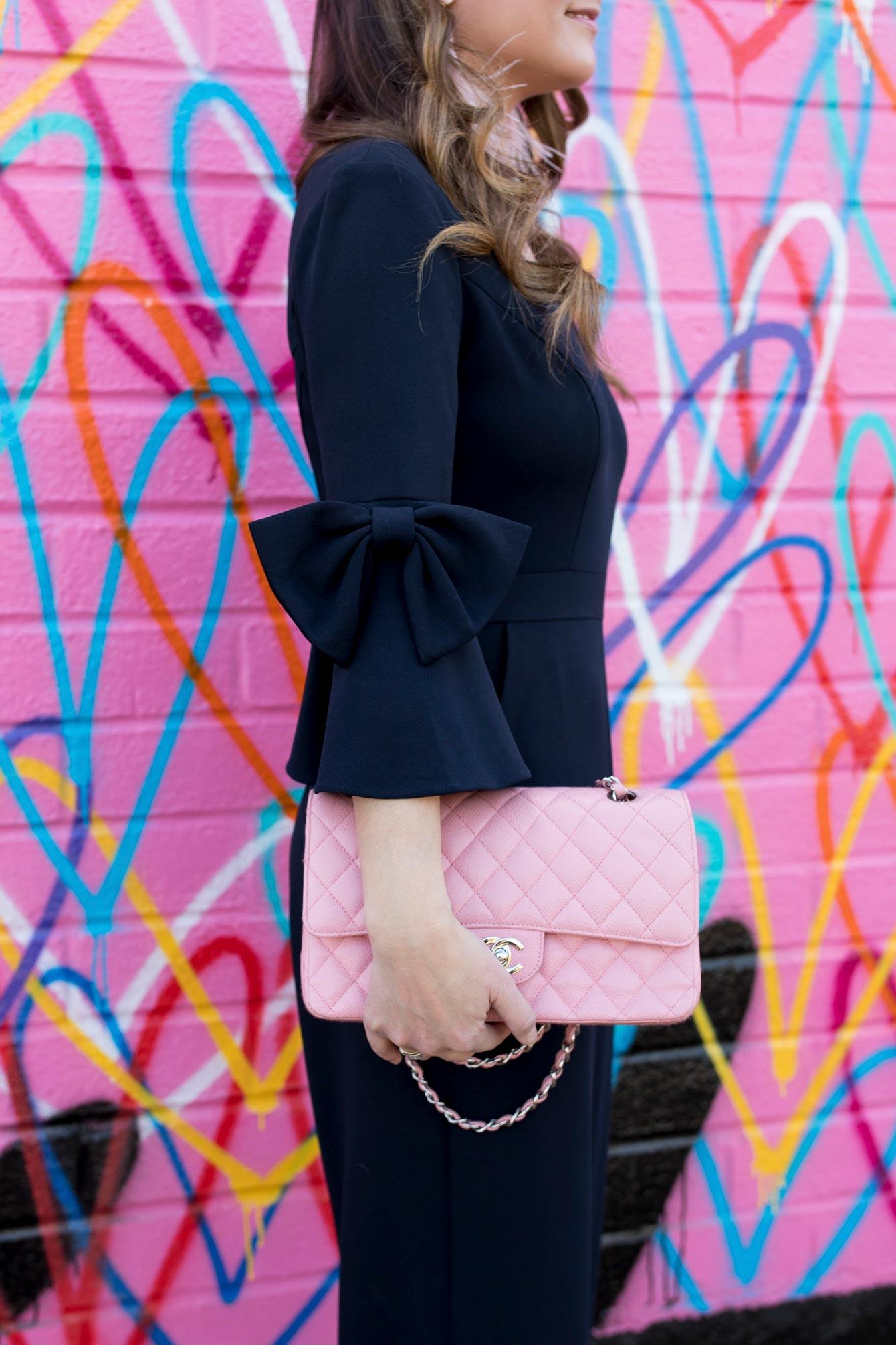 Chanel Classic Pink Flap Bag