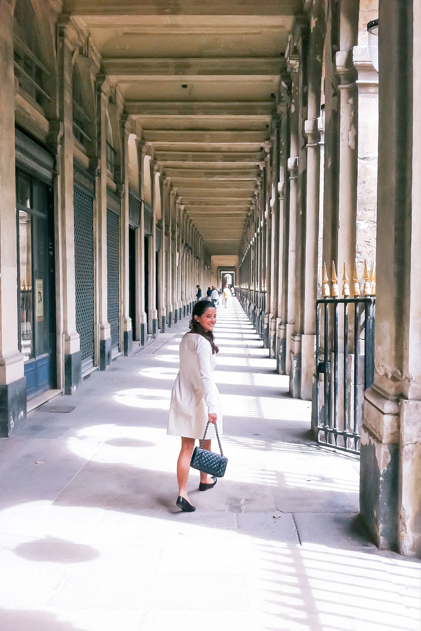 Jennifer Lake Palais Royal Paris