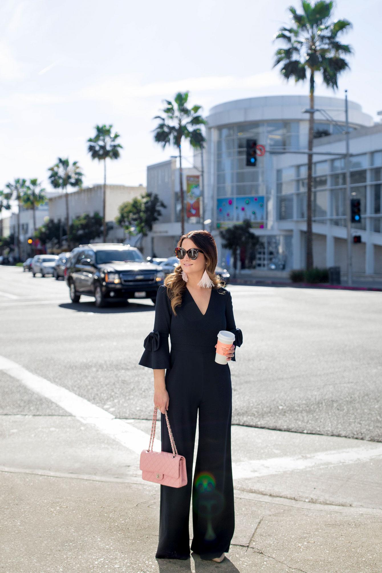 Los Angeles Fashion Blogger Street Style
