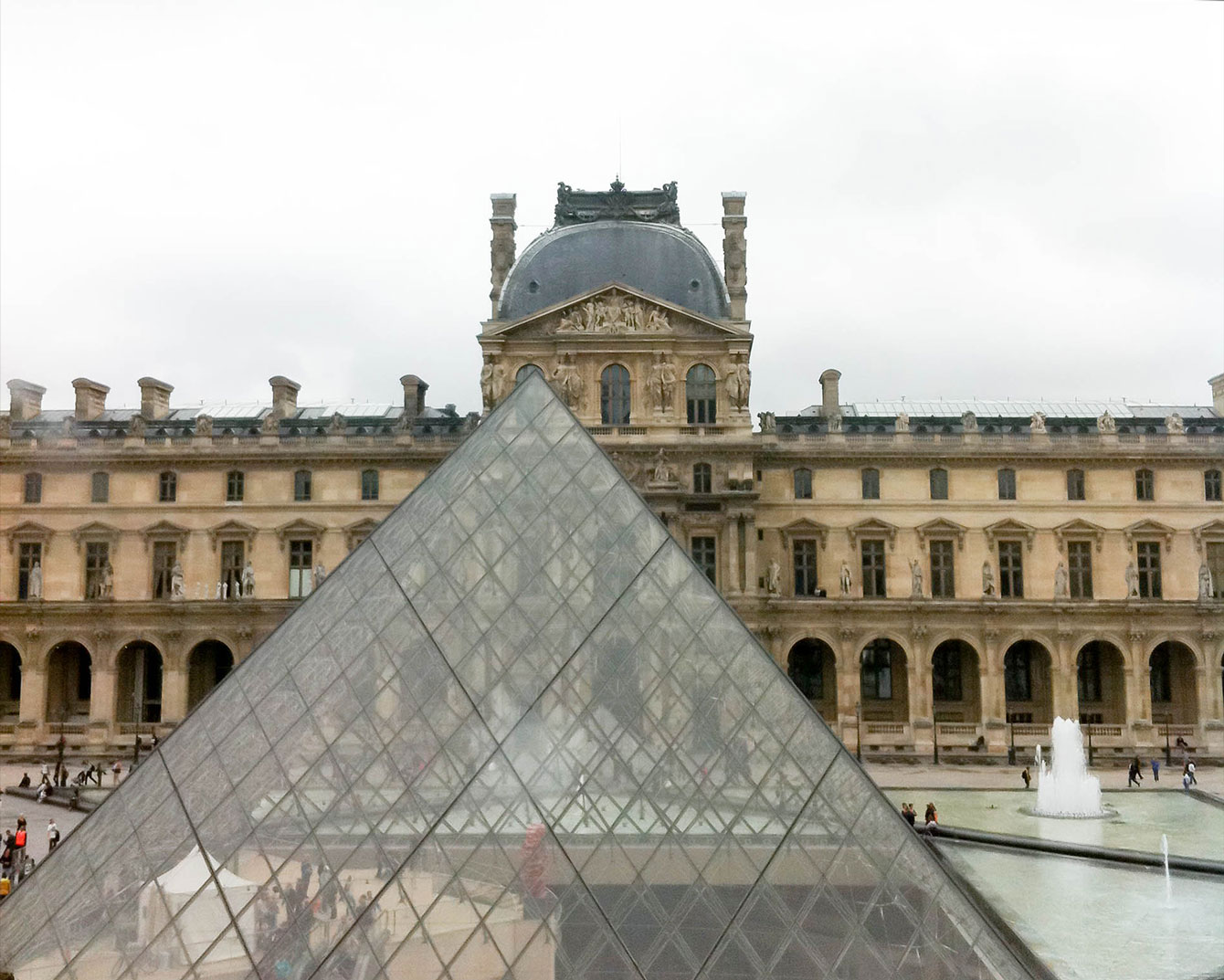 Louvre Palais Royal Paris