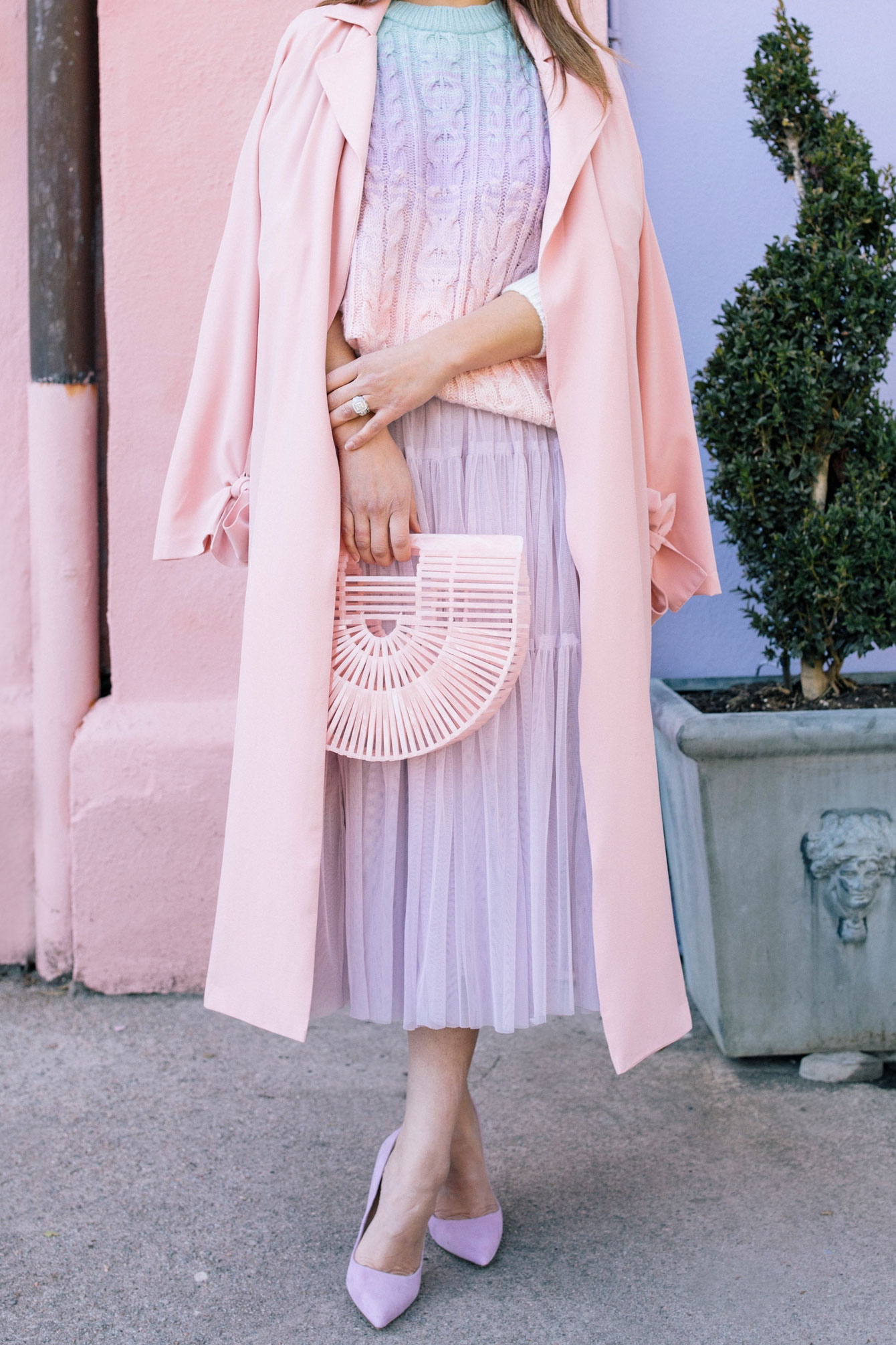 Pink Cult Gaia Ark Bag