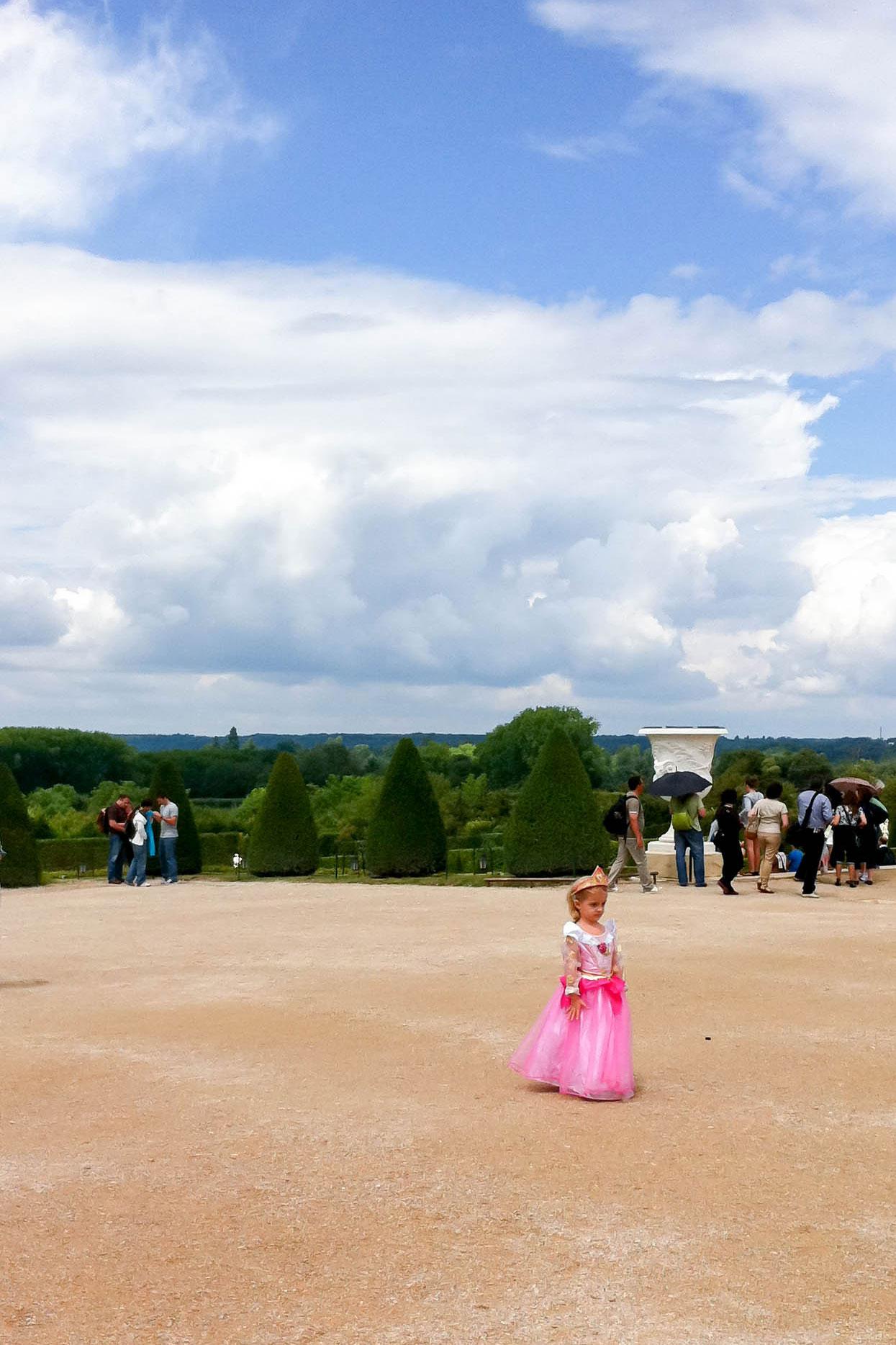 Versailles Princess