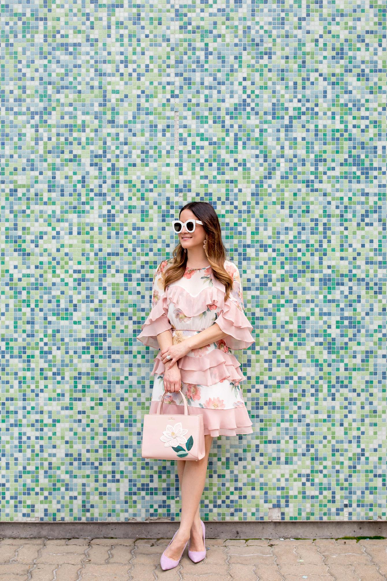 Green Tile Wall Houston
