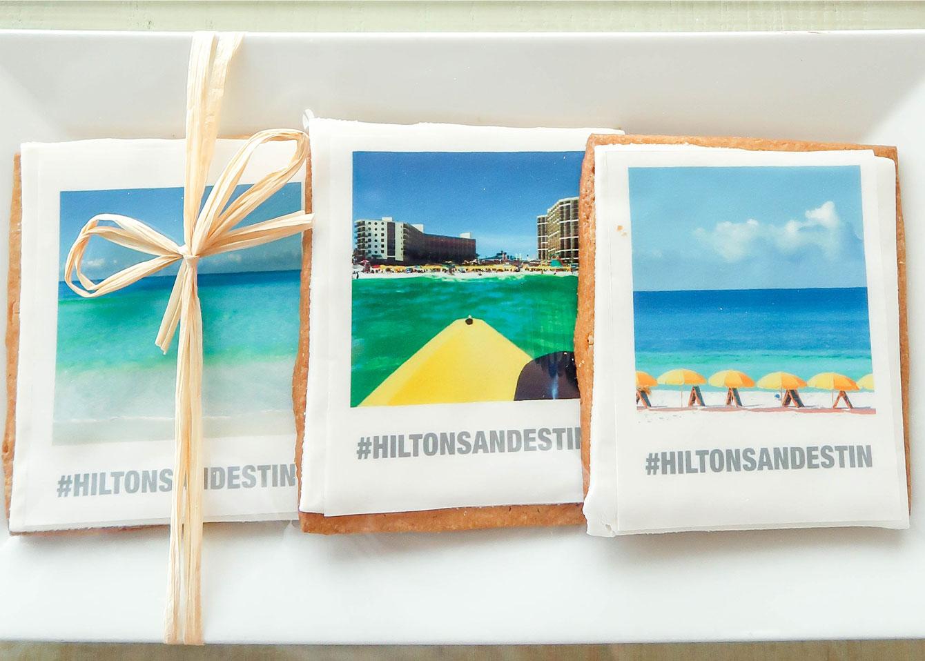 Hilton Sandestin Cookies