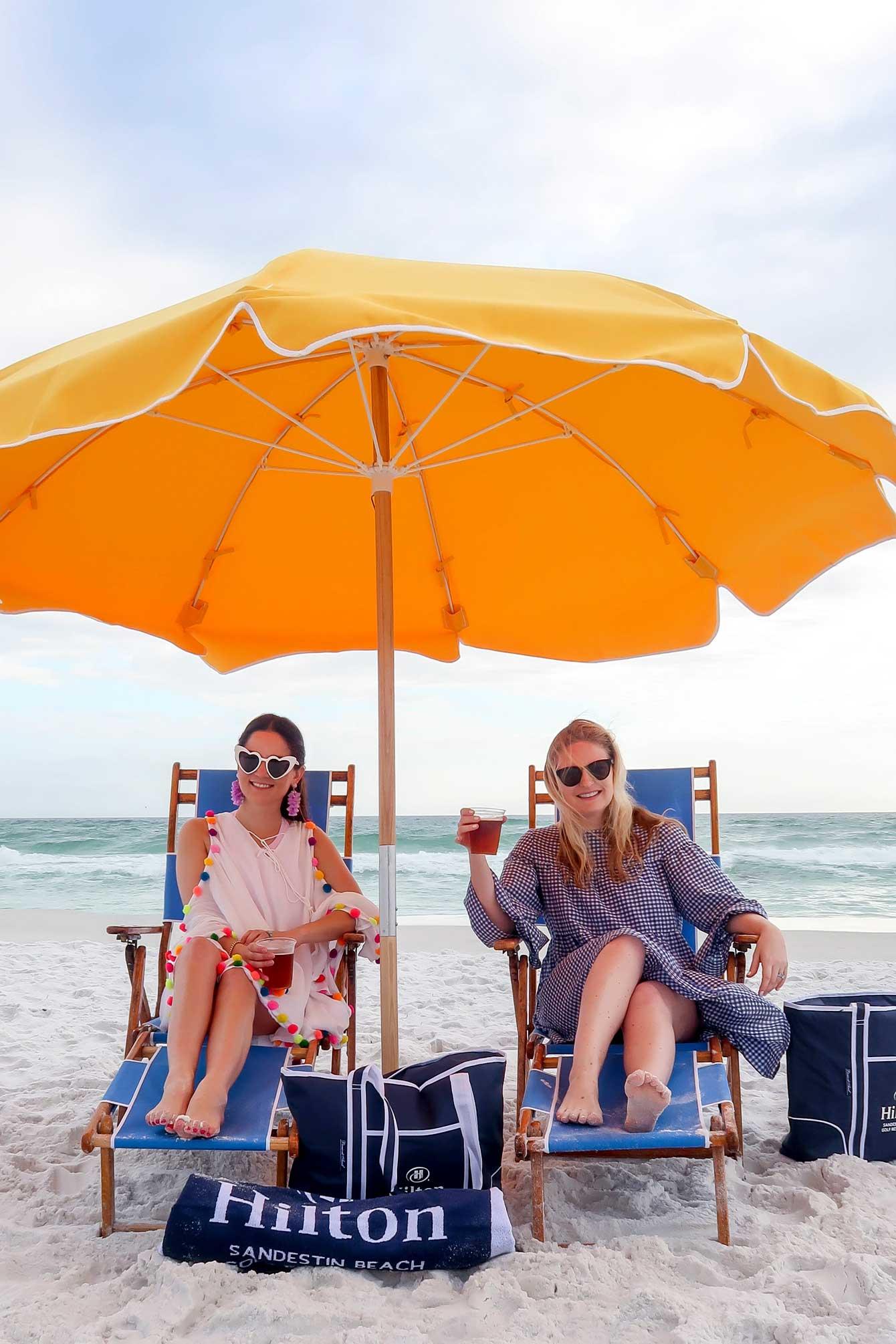Jennifer Lake Kit Graham Hilton Sandestin Beach