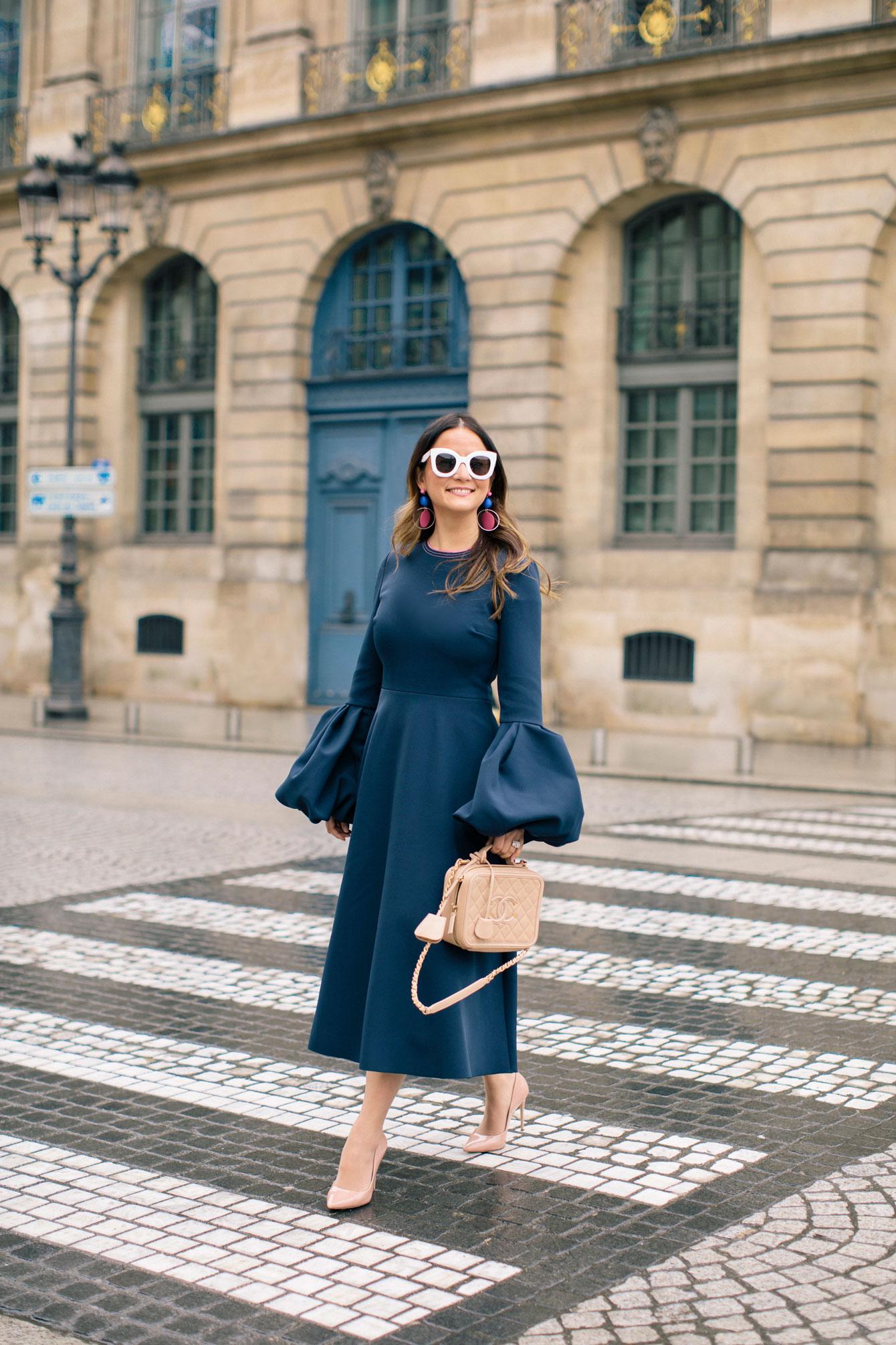 Jennifer Lake Paris Fashion Week