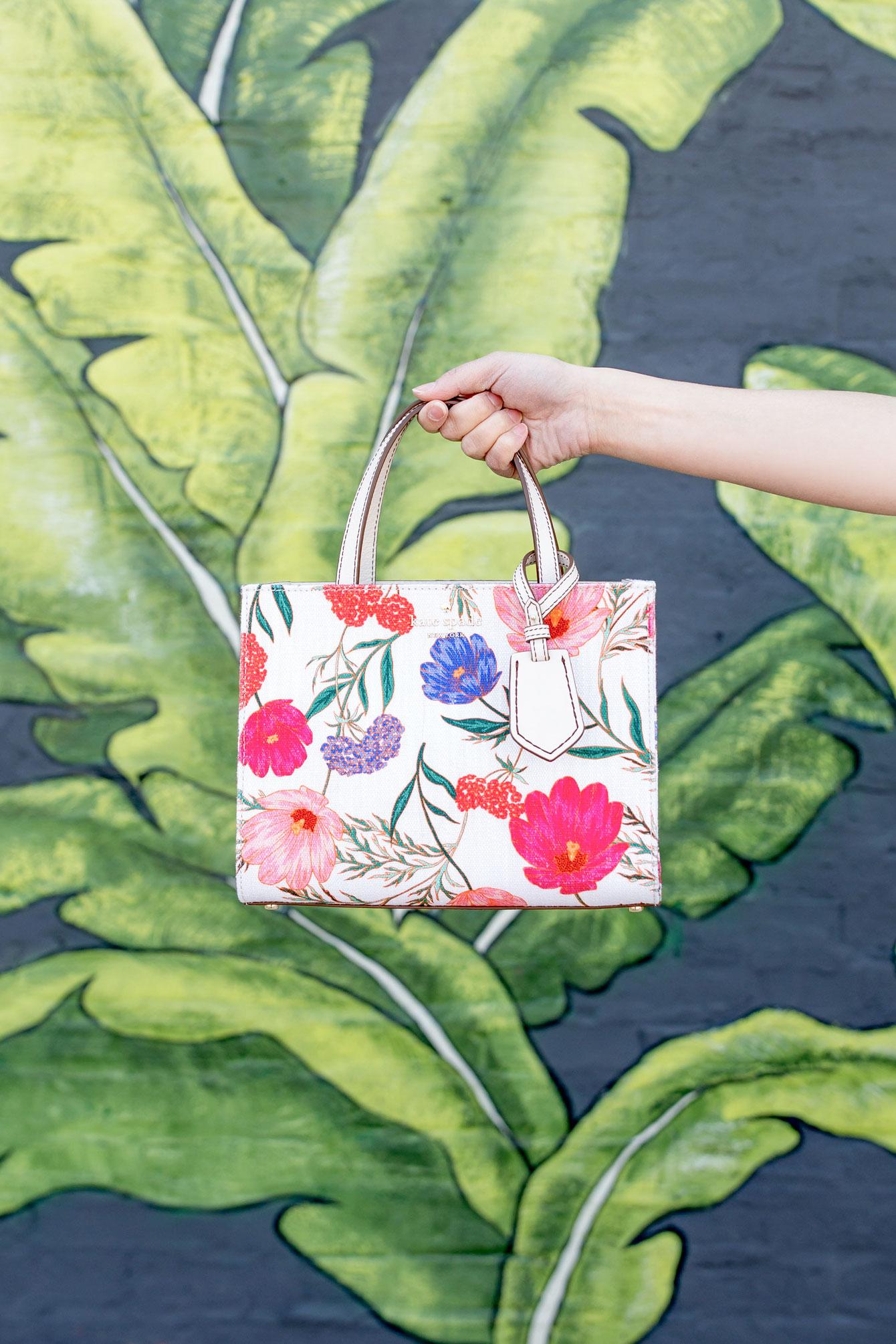 Kate Spade Thompson Street Floral Sam Bag