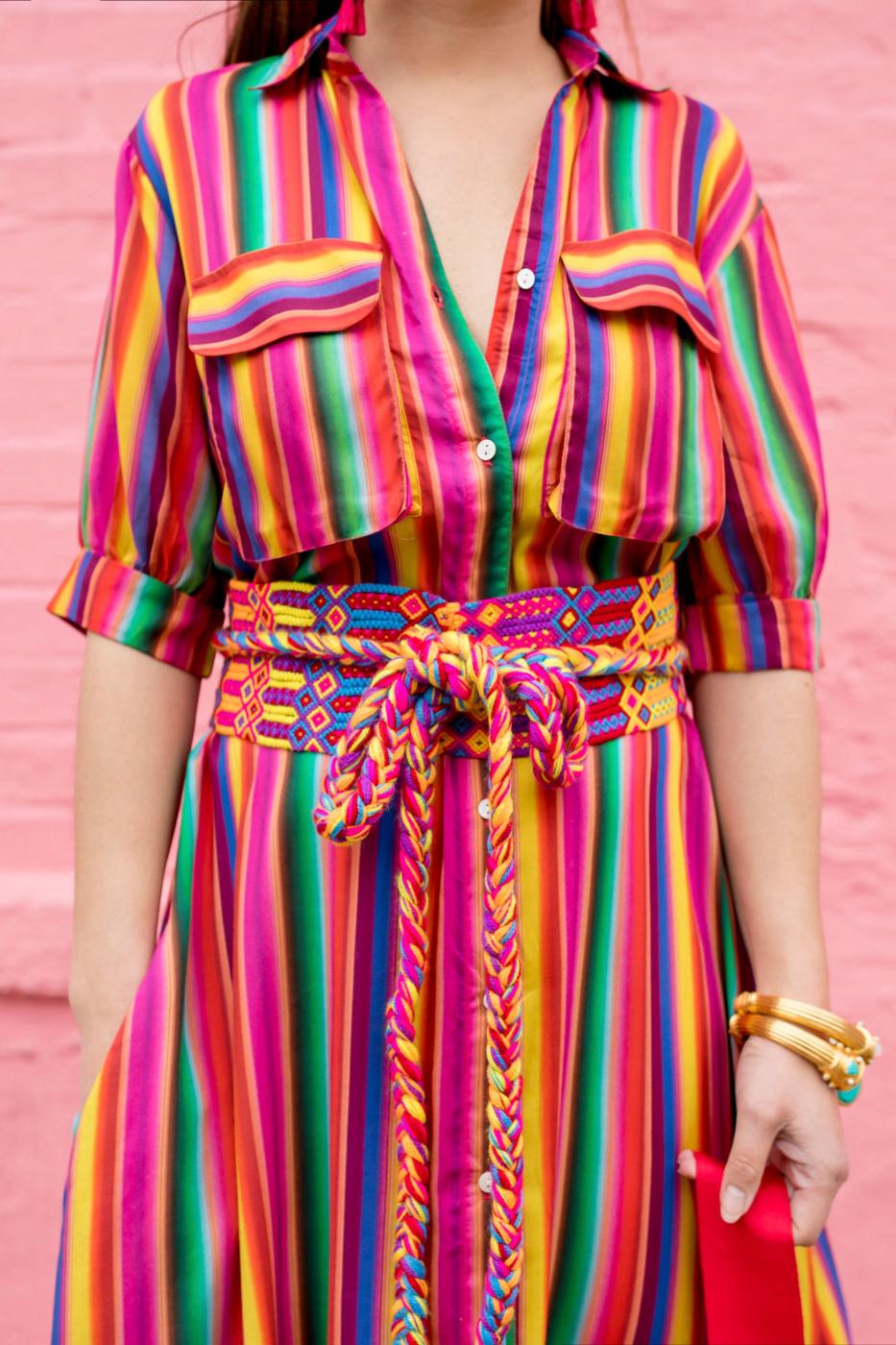 All Things Mochi Maxi Dress