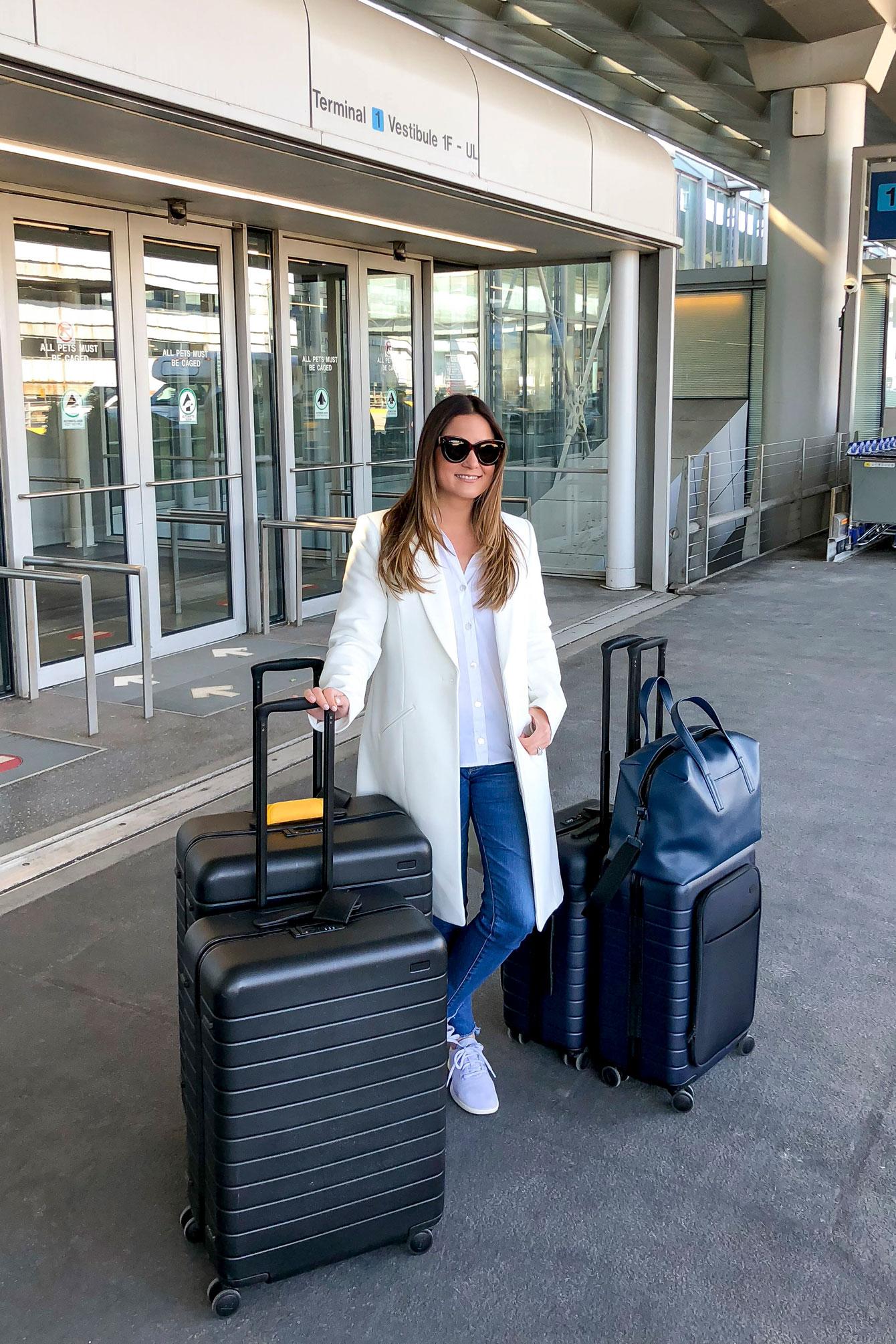 Jennifer Lake Away Luggage