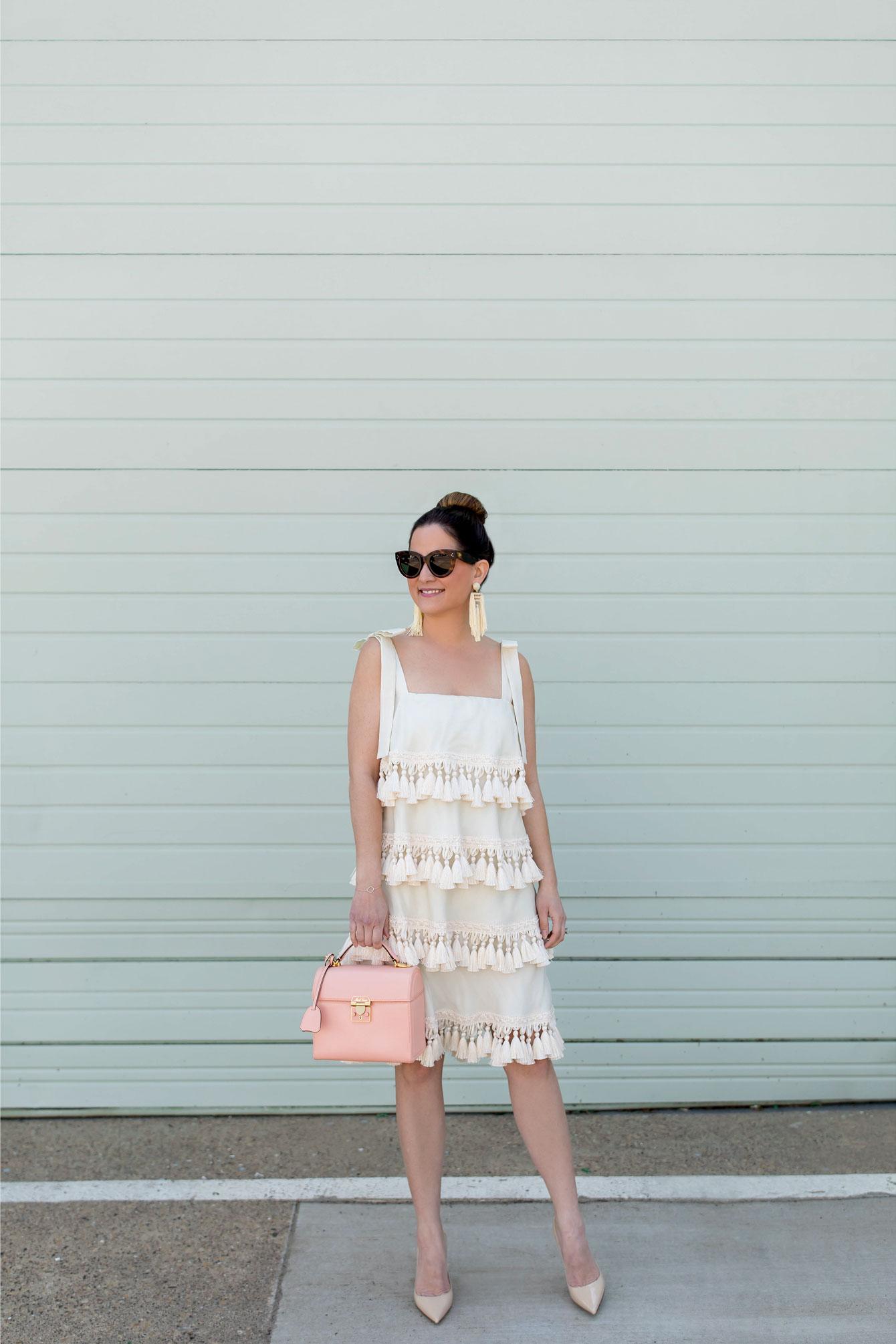 Neiman Marcus Mestiza Dress