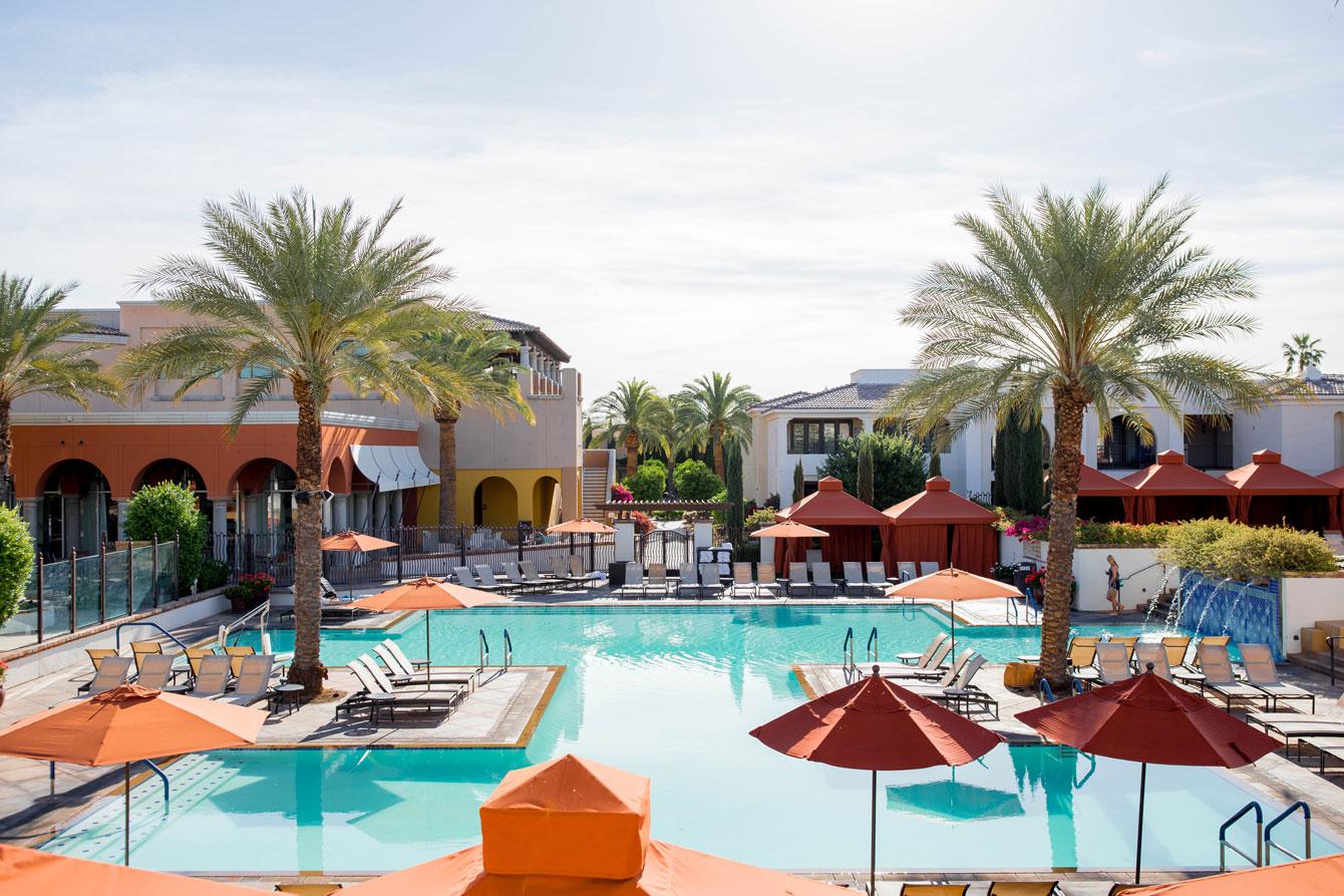 Omni Scottsdale Pool