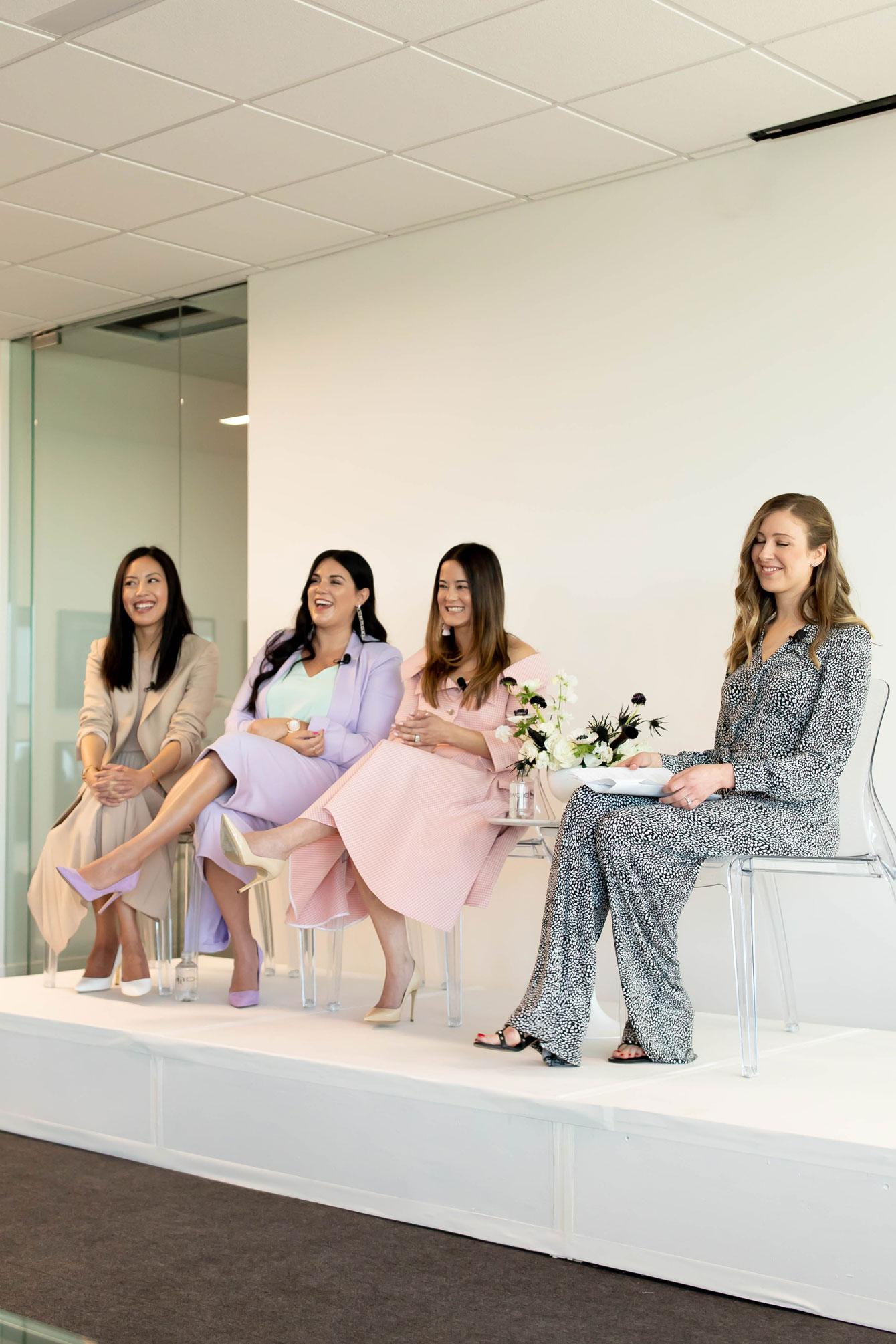 rewardStyle Conference 2018 Blogger Panel