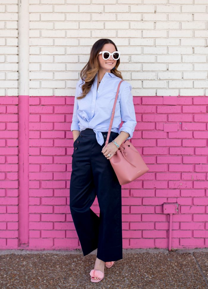 How to Style Sailor Pants