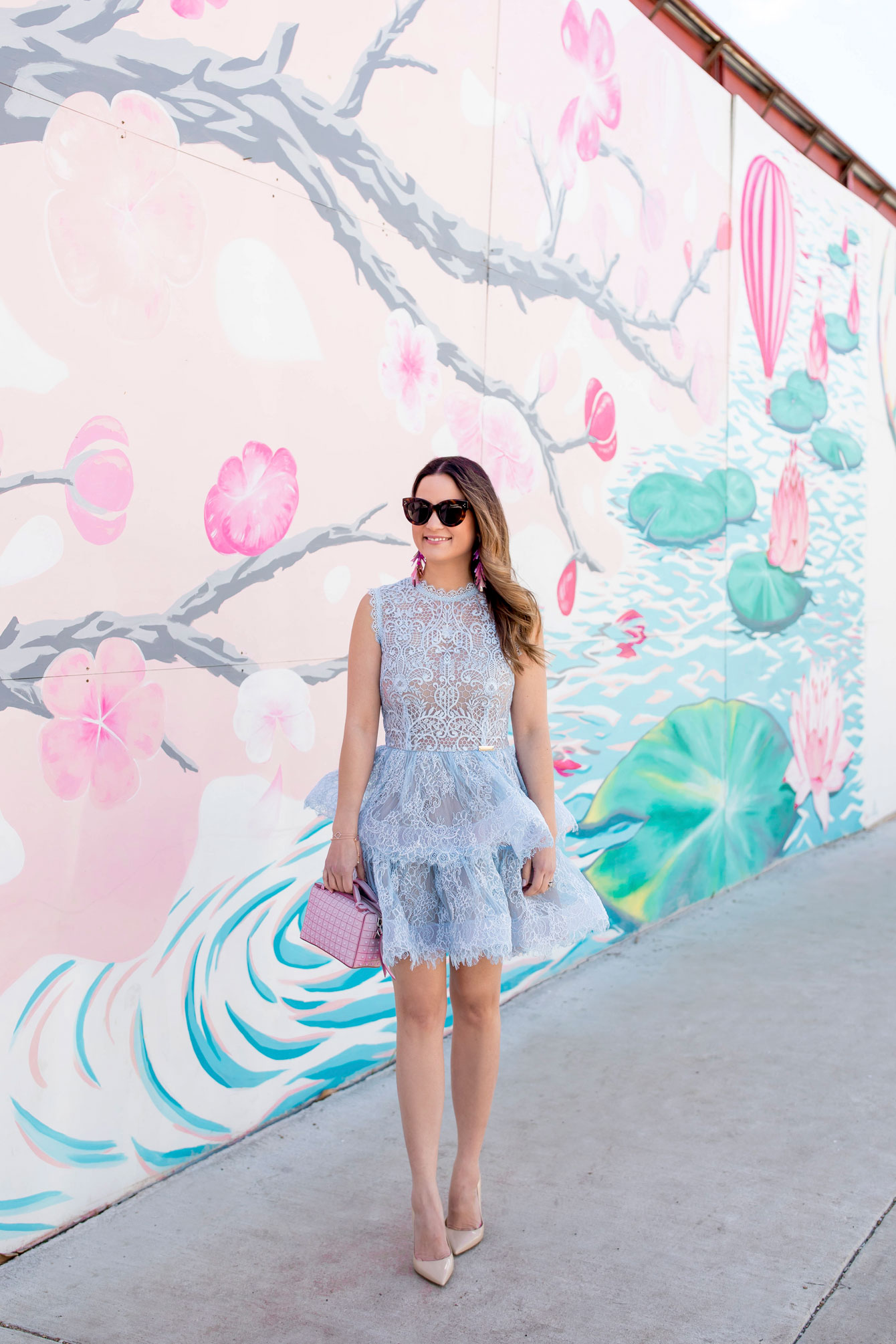Dallas Pink Wall