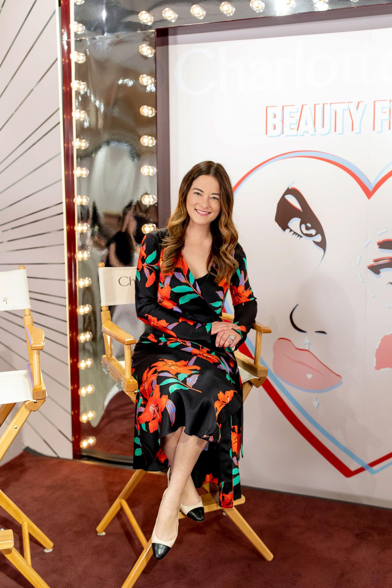 Jennifer Lake Nordstrom Beauty Event