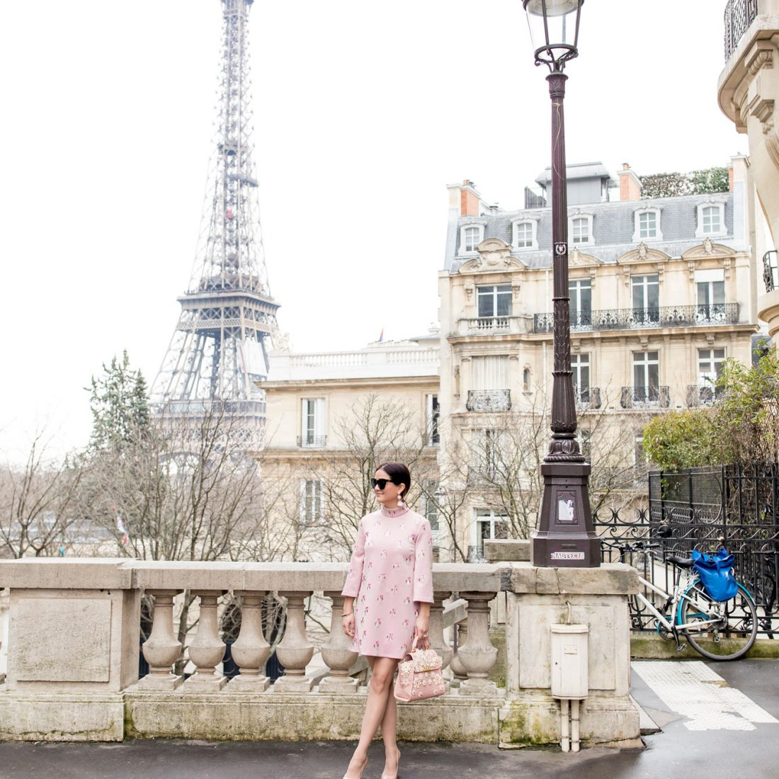 Jennifer Lake Paris Best Eiffel Tower View