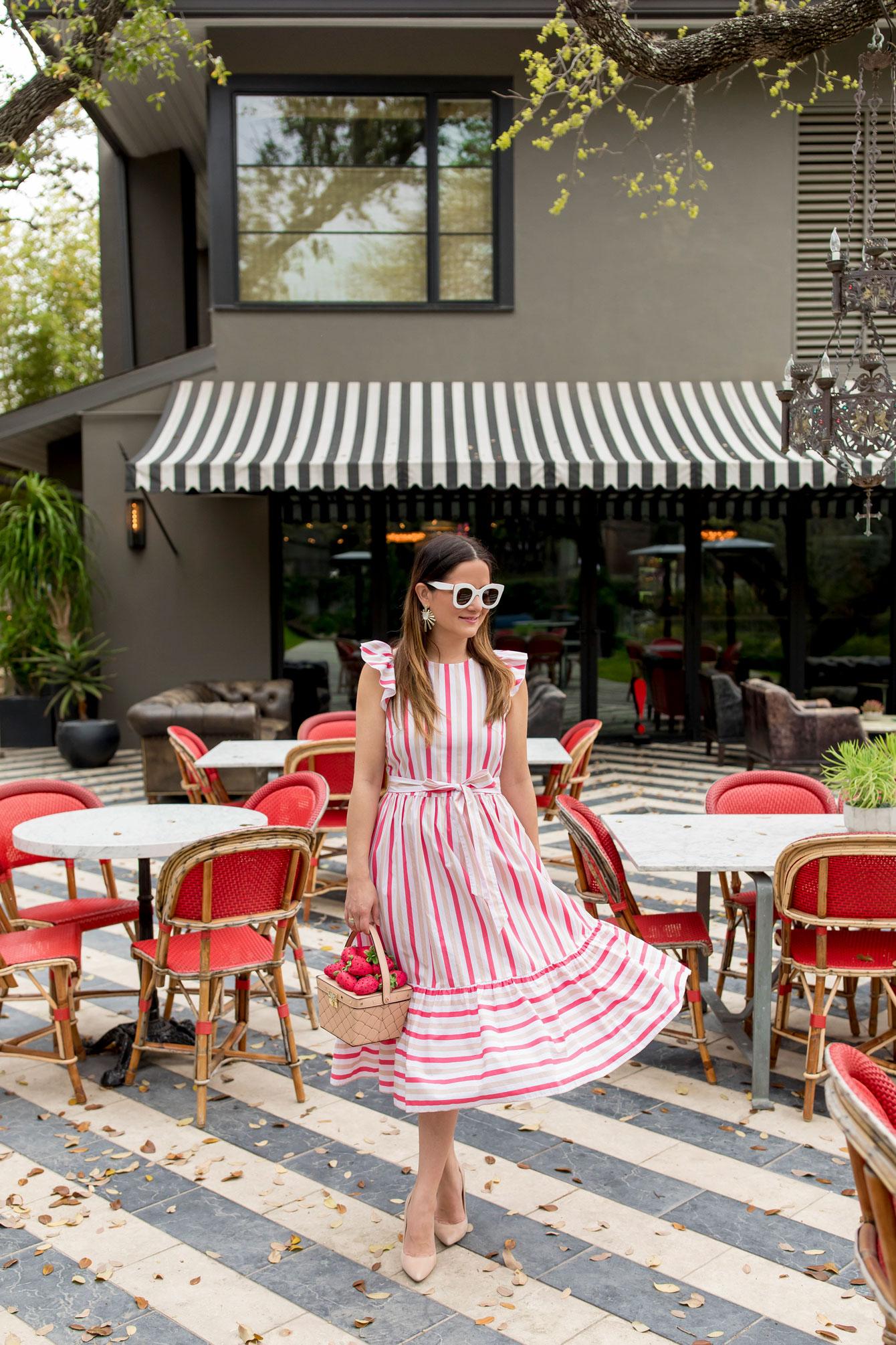 St Cecilia Hotel Austin Blogger