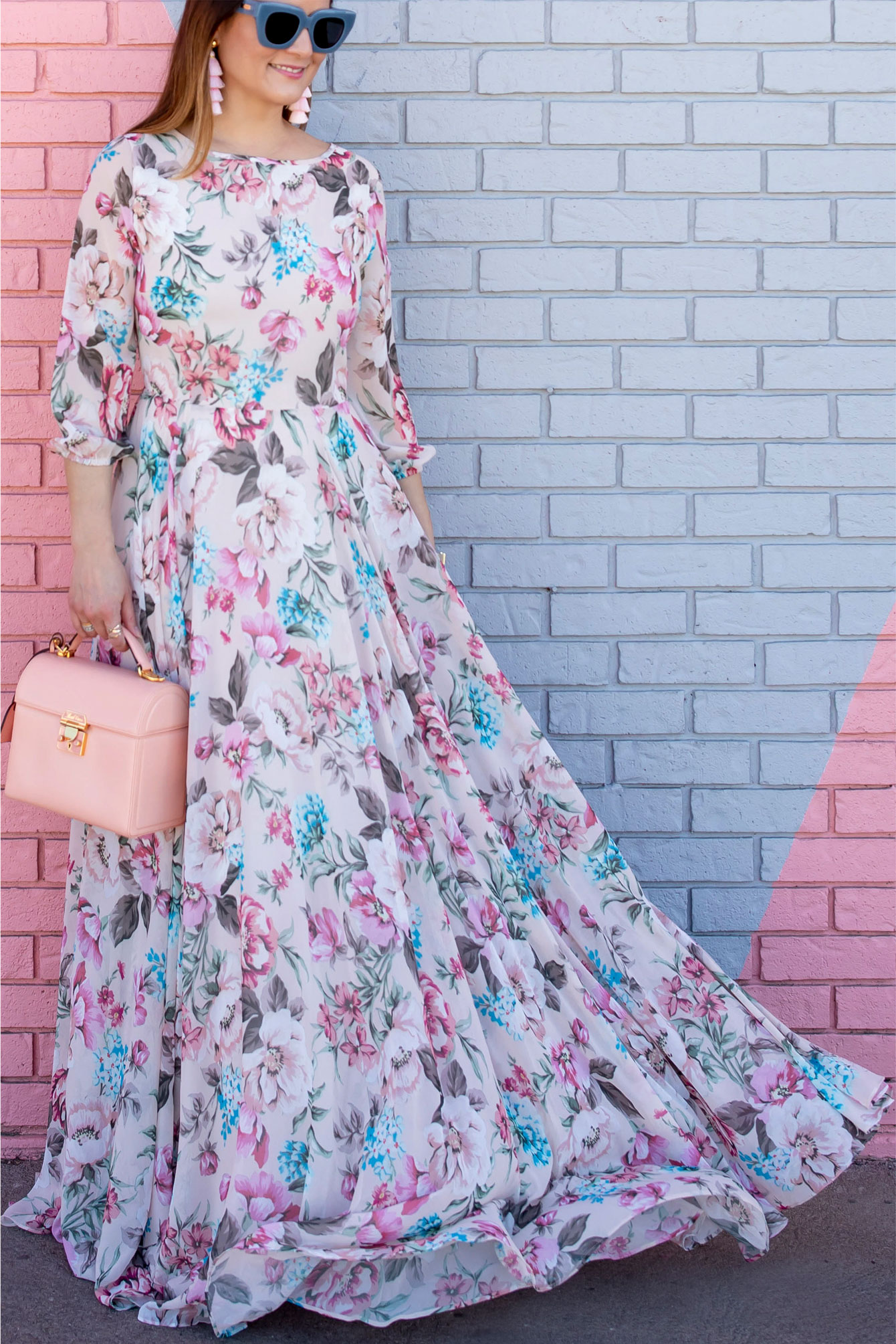 Yumi Kim Woodstock Maxi Dress Floral Shopbop Revolve
