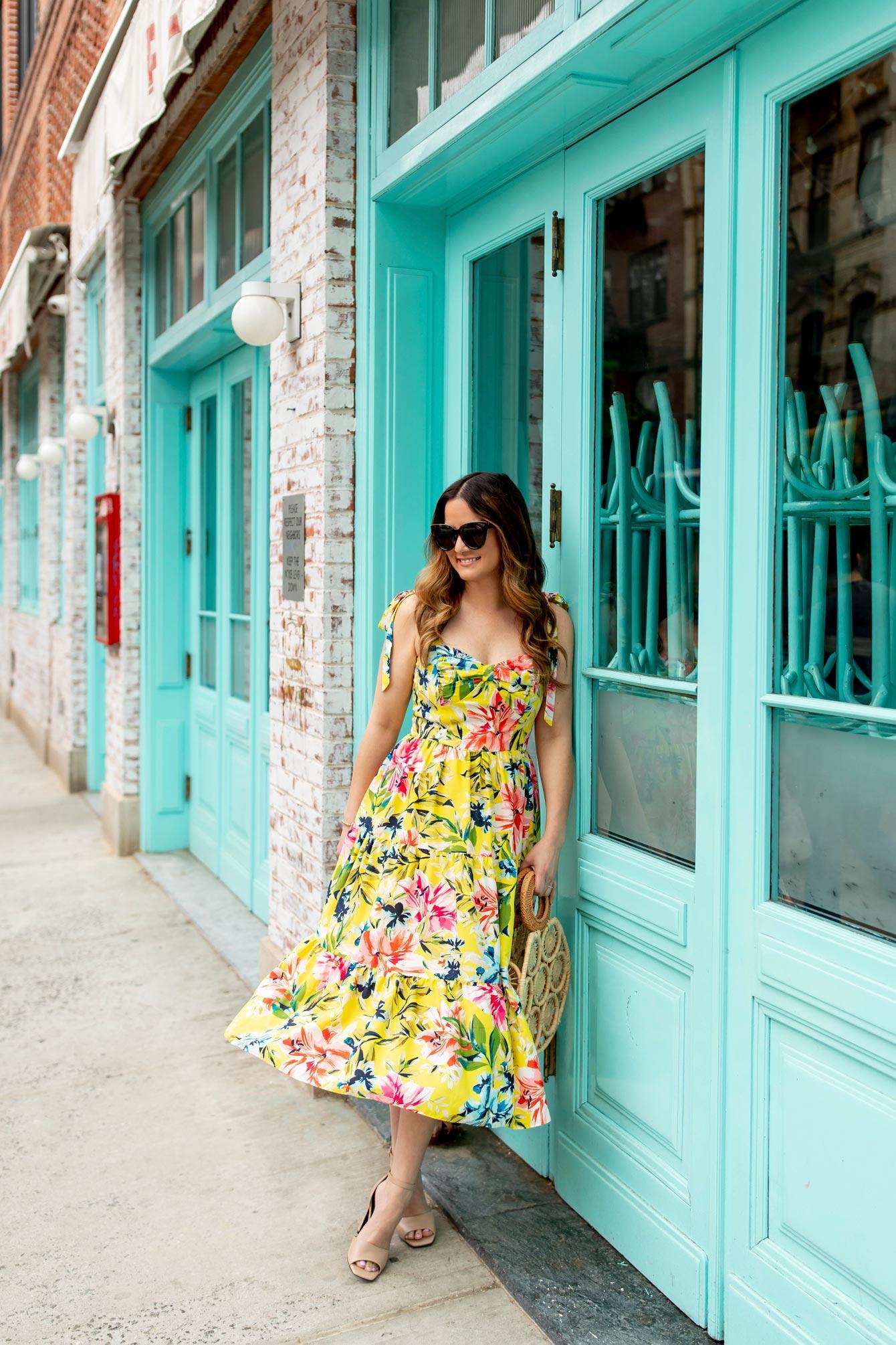 Best Colorful Doors New York City