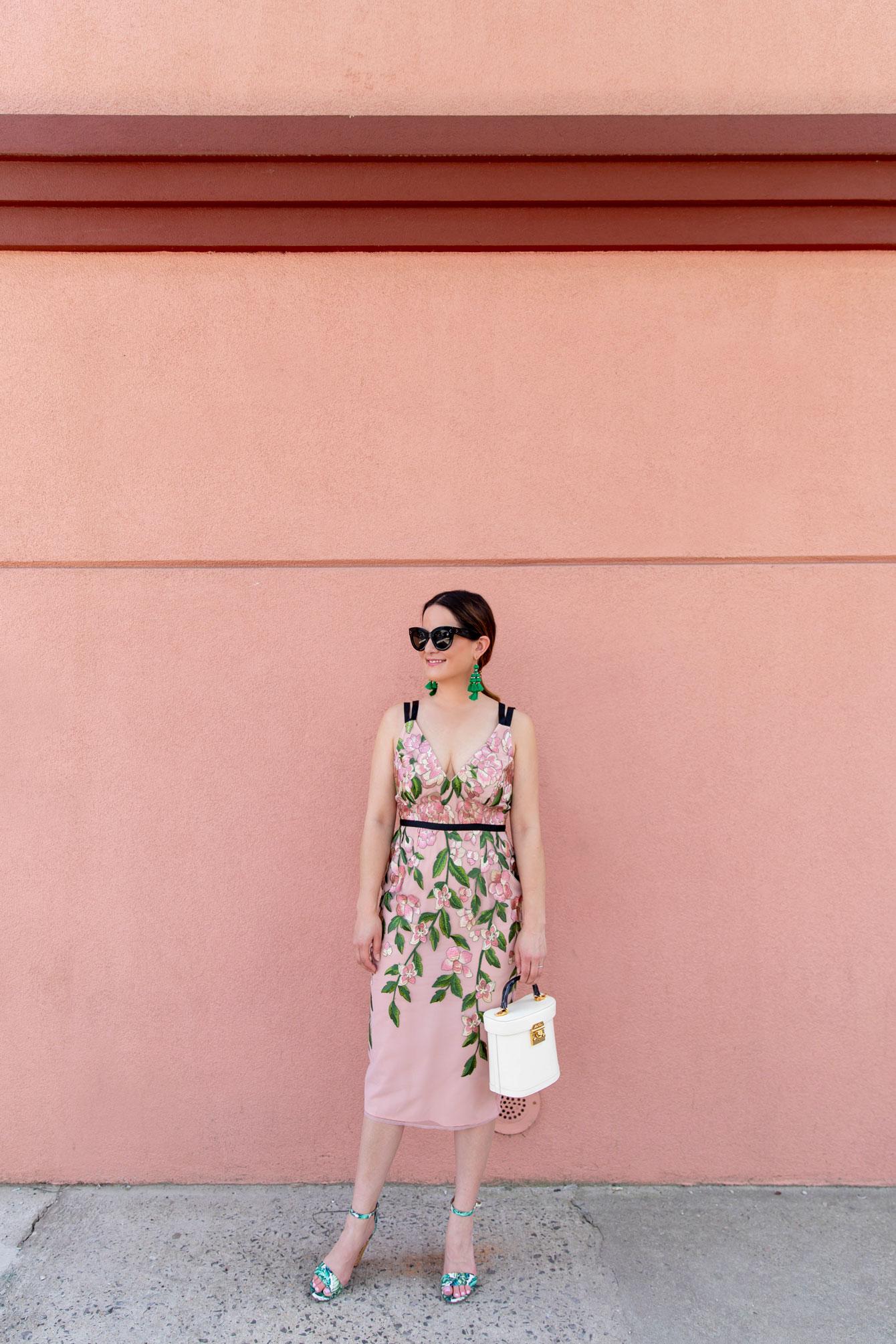 Brooklyn Pink Wall