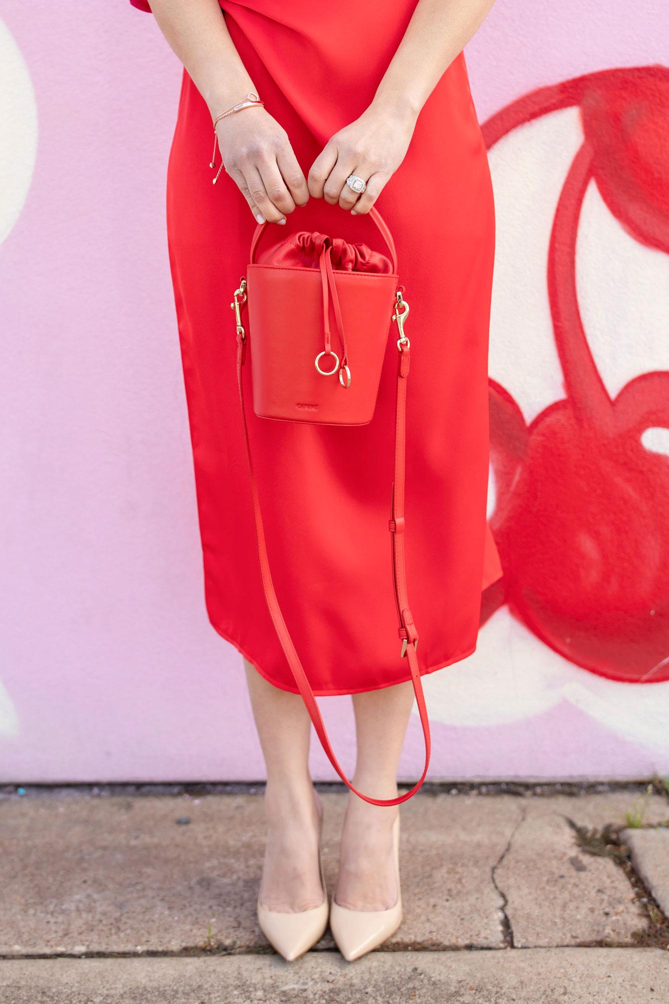 Cafune Bucket Bag