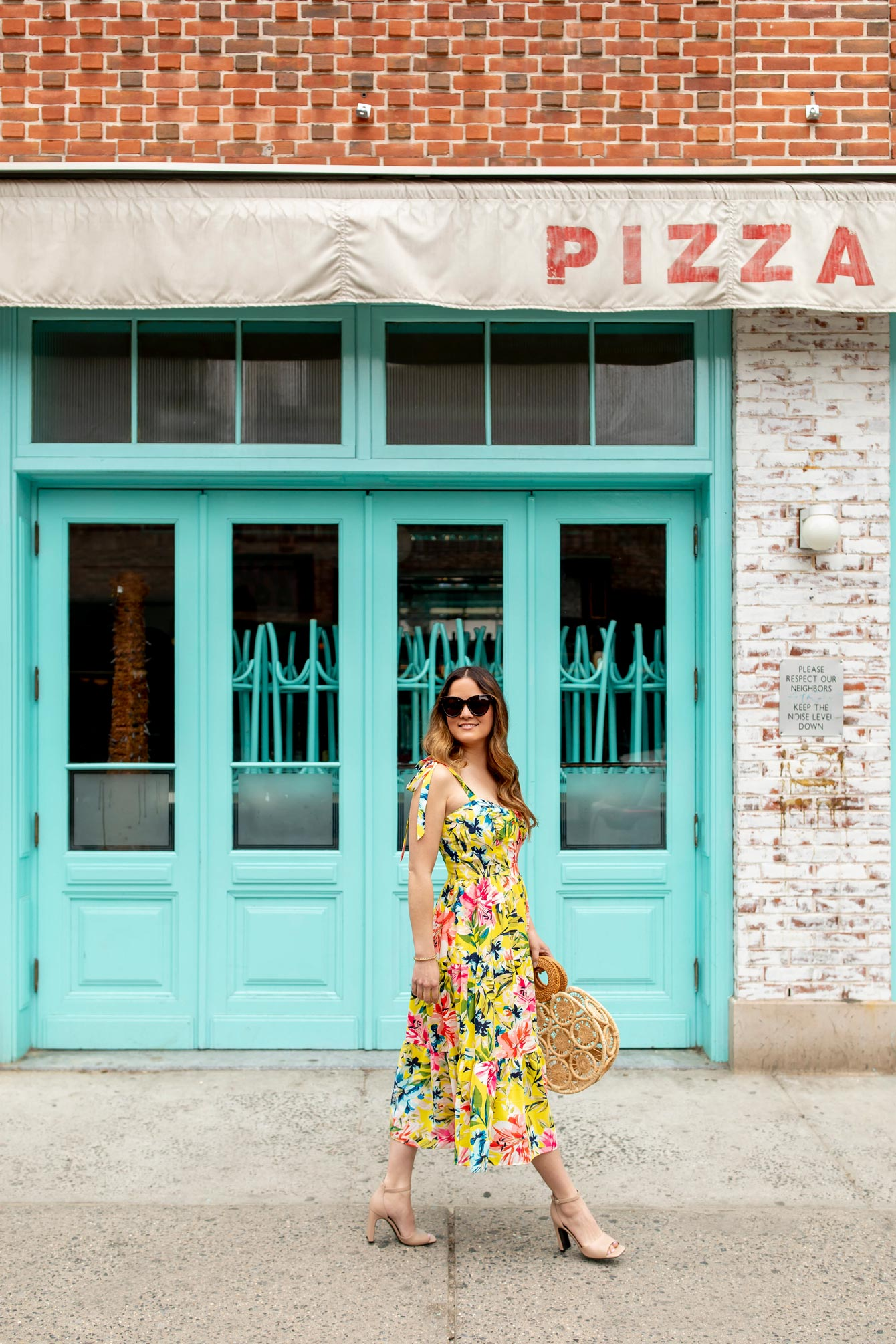 Colorful Doors New York City