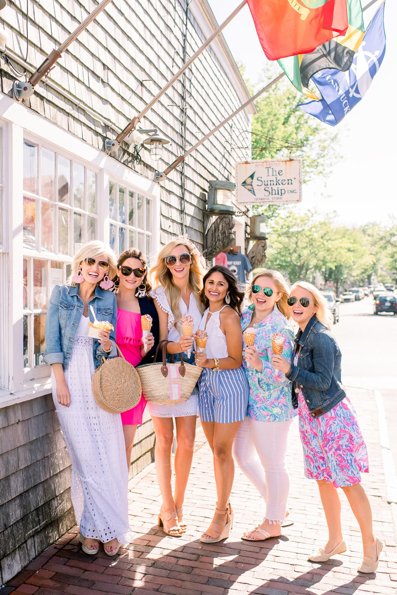 Downtown Nantucket Tour