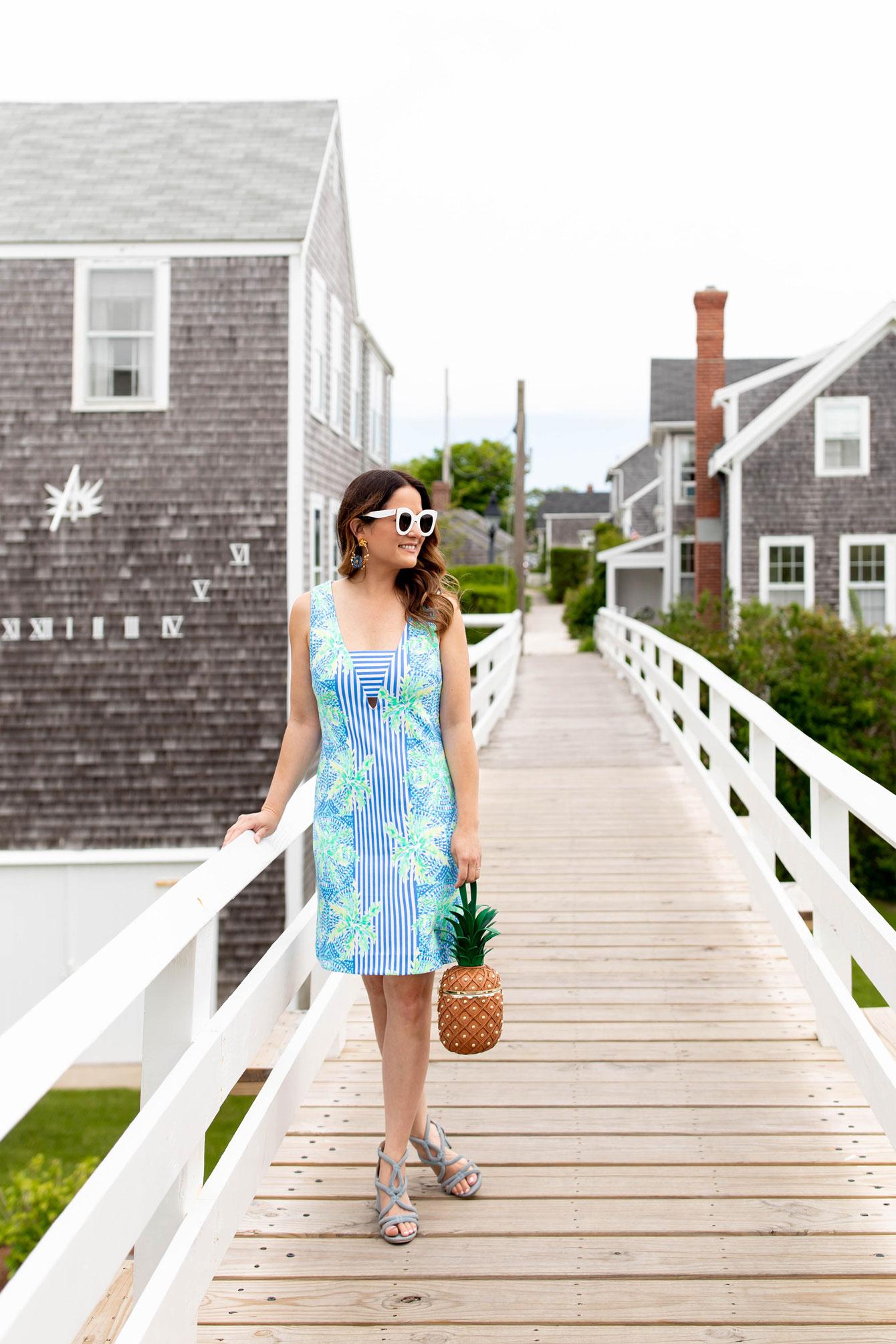 Jennifer Lake Lilly Pulitzer Nantucket