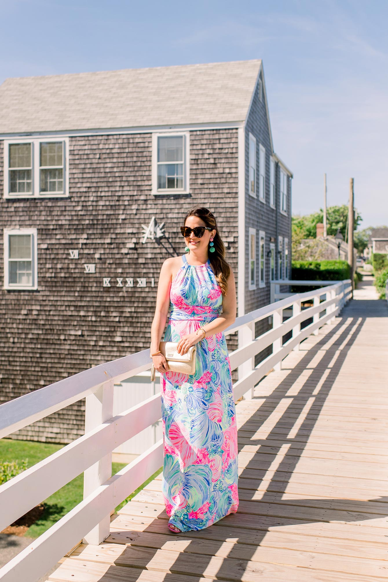 Jennifer Lake Lilly Pulitzer After Party Sale Outfits
