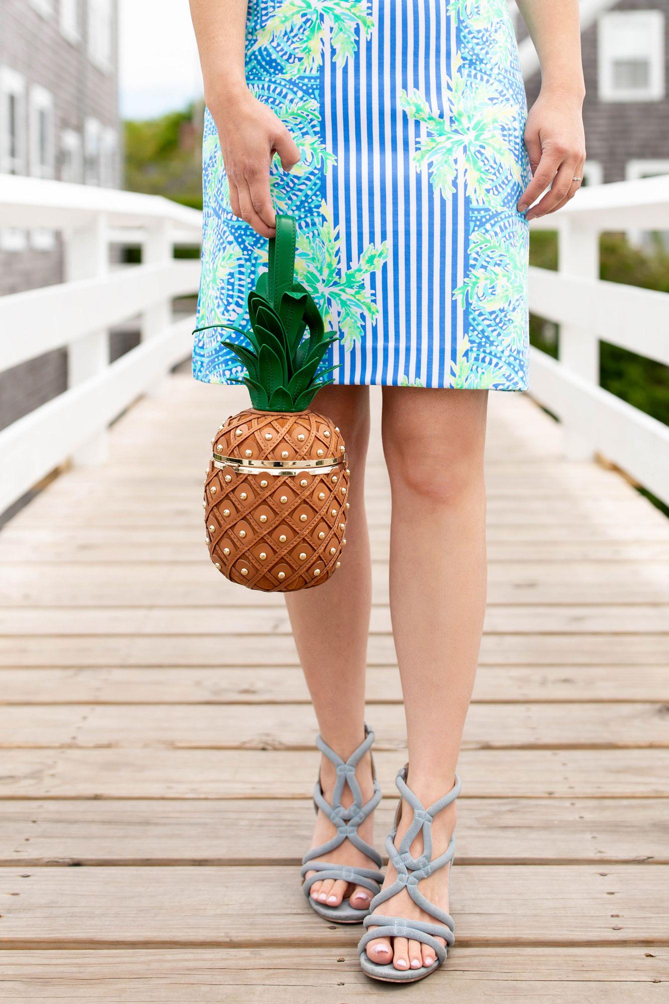 Kate Spade Pineapple Bag