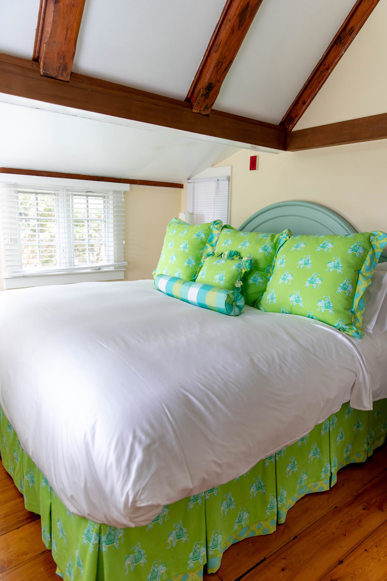 Lilly Pulitzer Cottage Bedroom