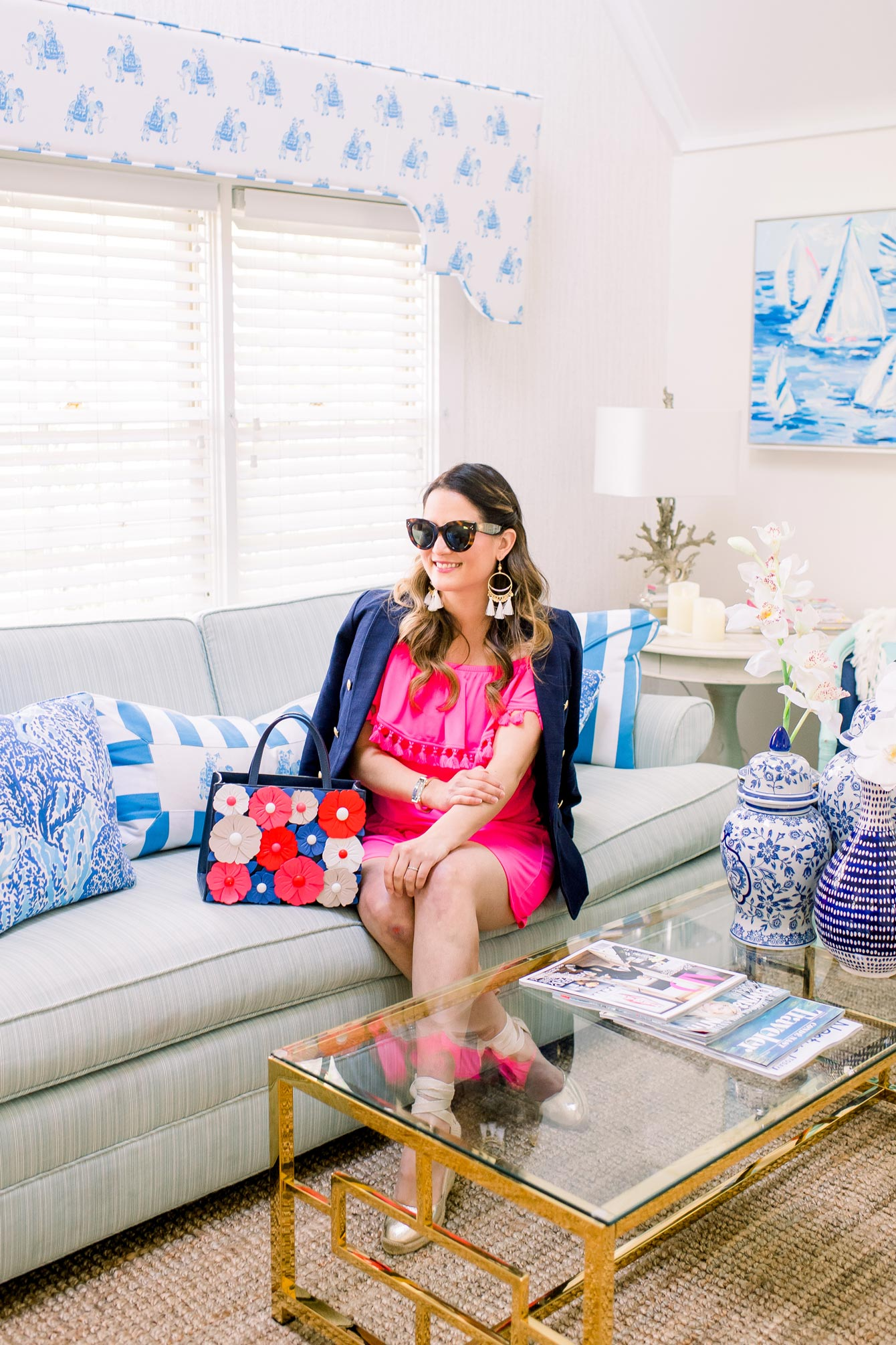 Lilly Pulitzer Cottage Nantucket