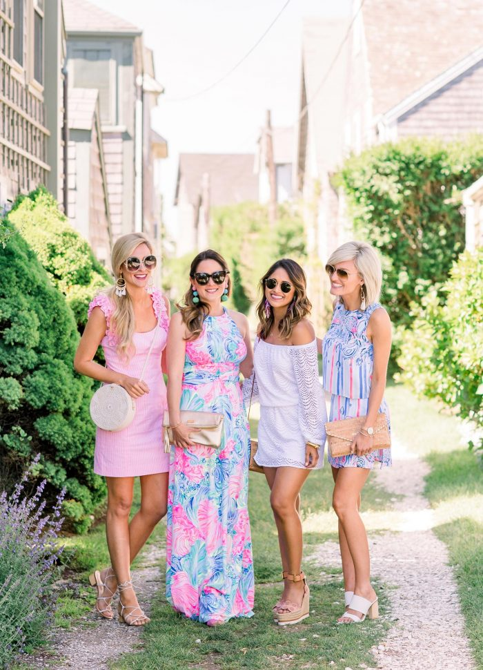 A Nantucket Getaway with White Elephant and Lilly Pulitzer