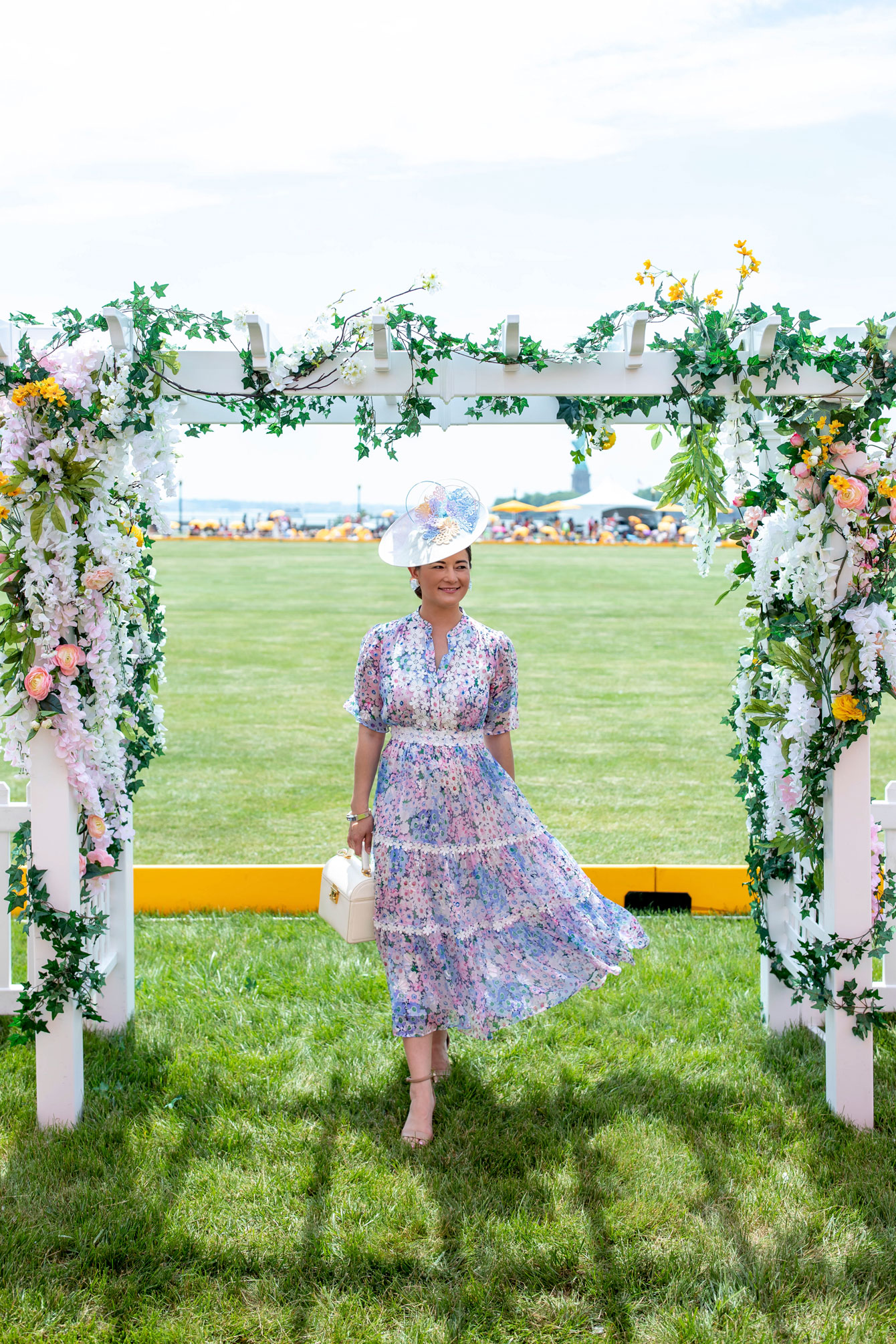 Veuve Clicquot Polo Classic 2018 New York City Nyc - Style -2588