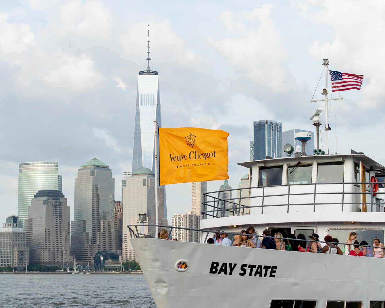 Veuve Clicquot Polo Classic Ferry