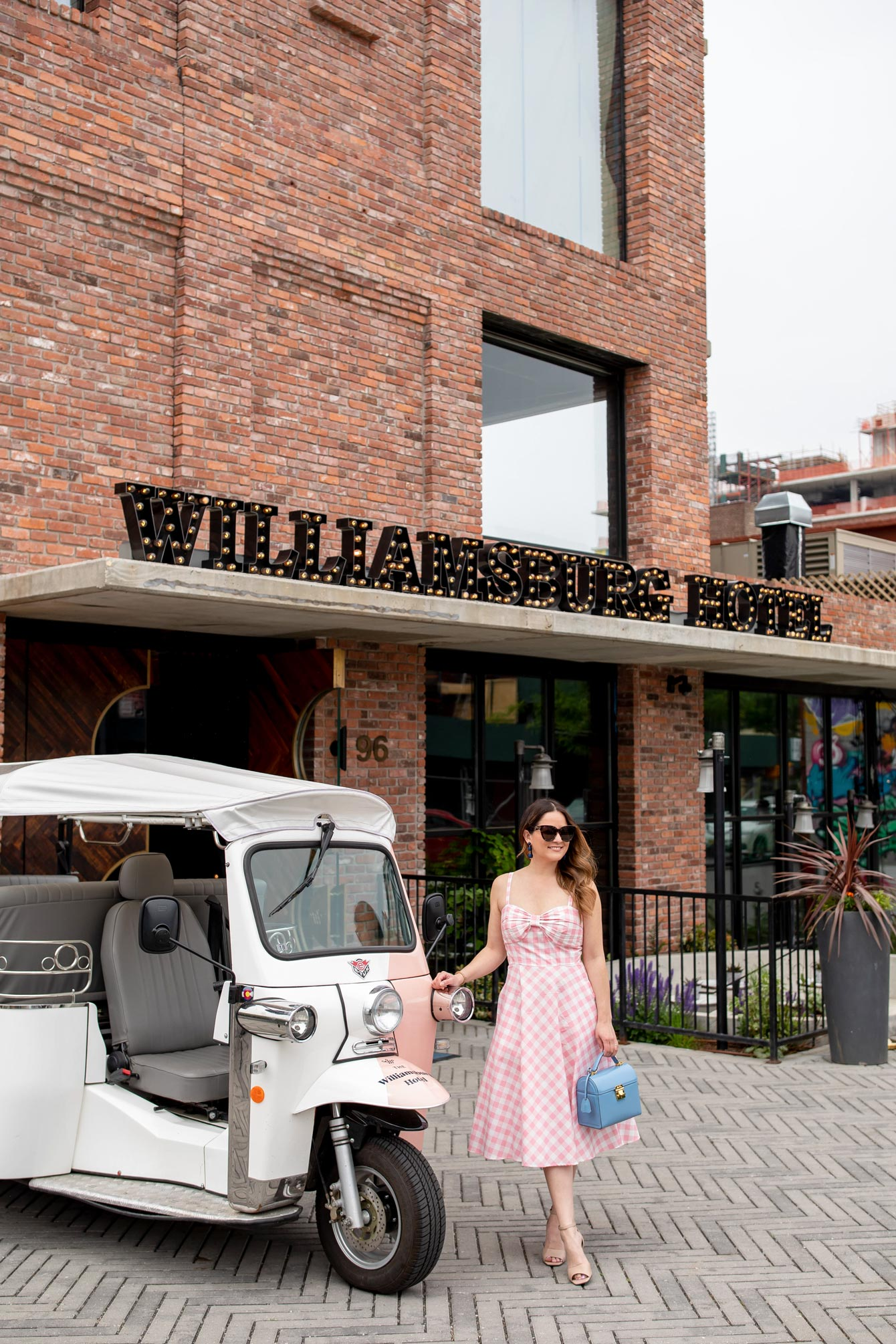 Williamsburg Hotel Brooklyn Travel Guide