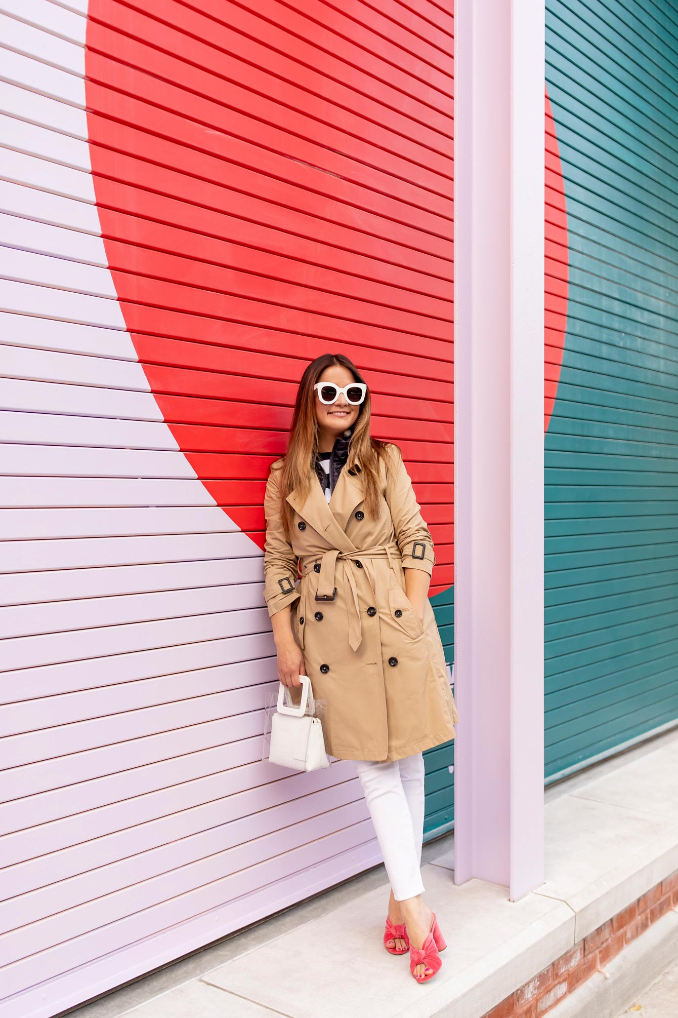Affordable Nordstrom Trench Coat