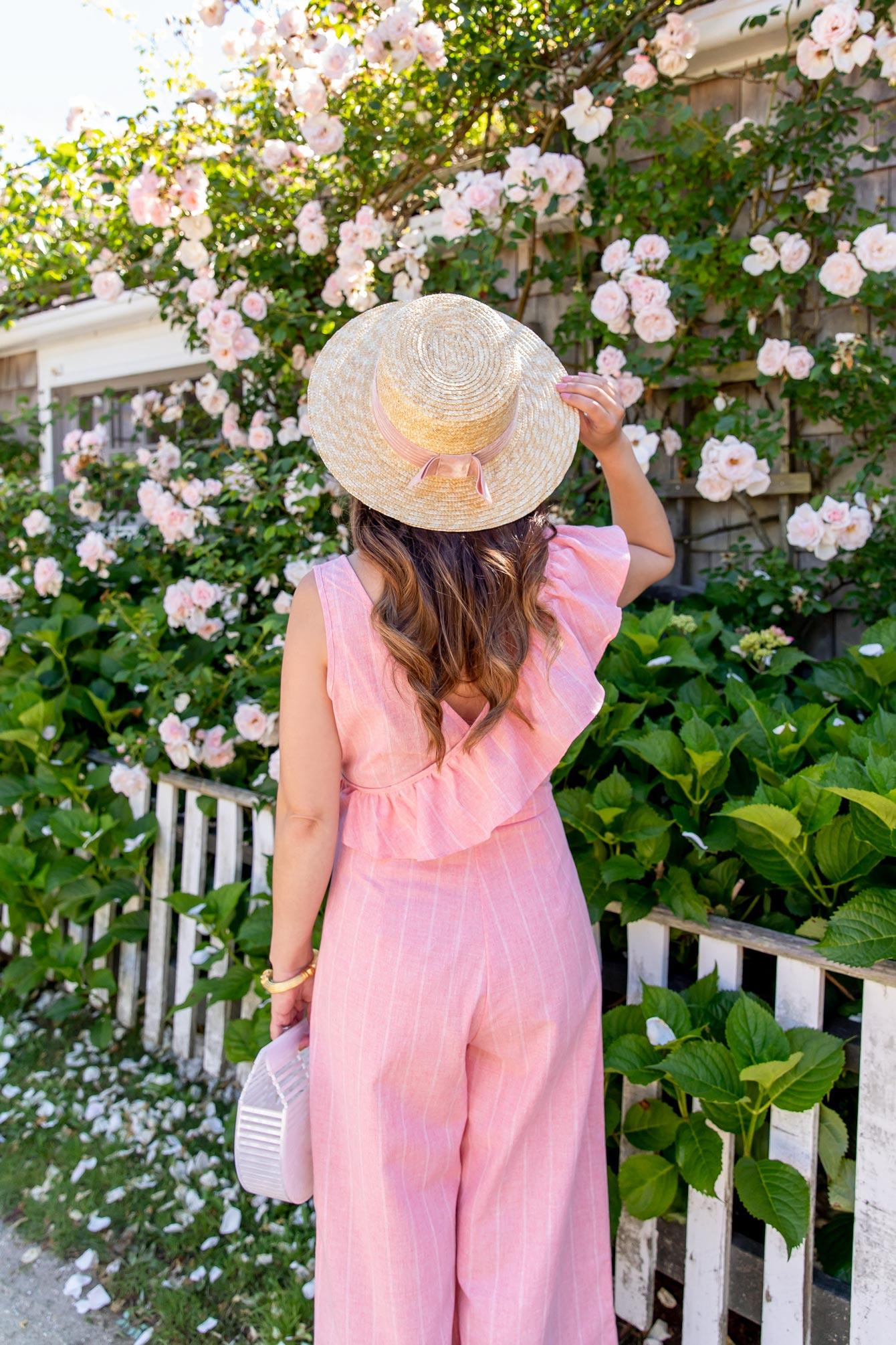 Lack of Color Pink Hat