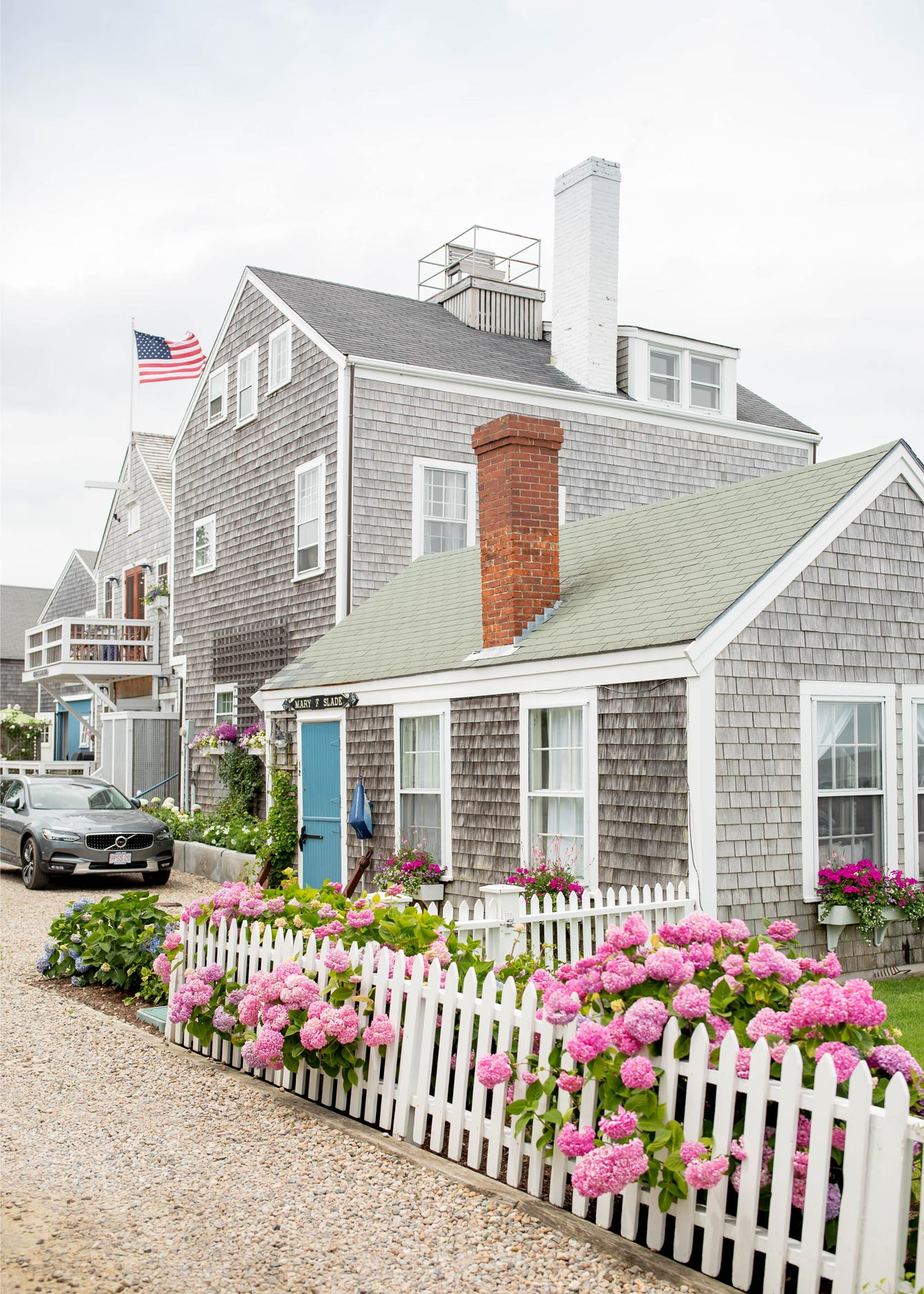 Nantucket Wharf Cottages