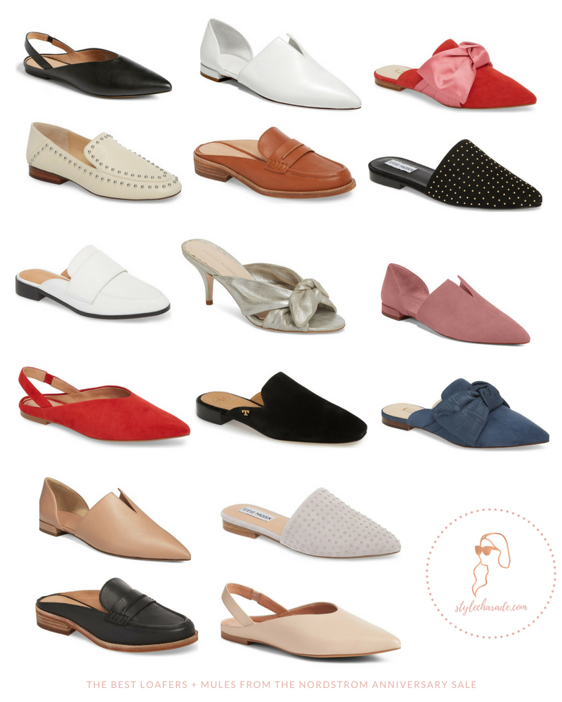 The Best Nordstrom Anniversary Flats and Mules