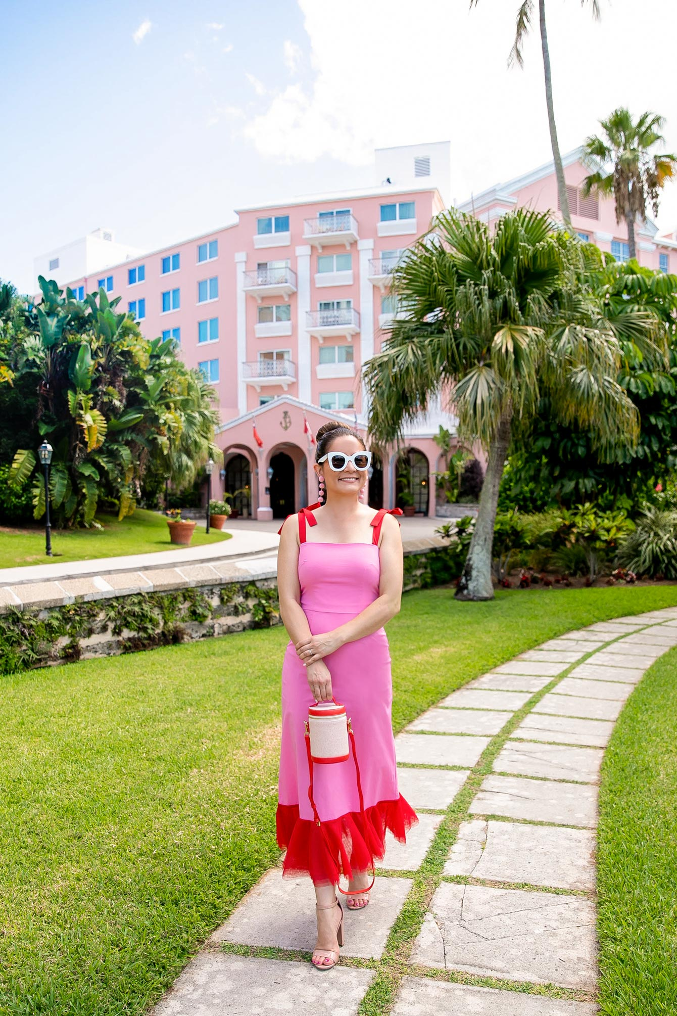 Bermuda Pink Hotel