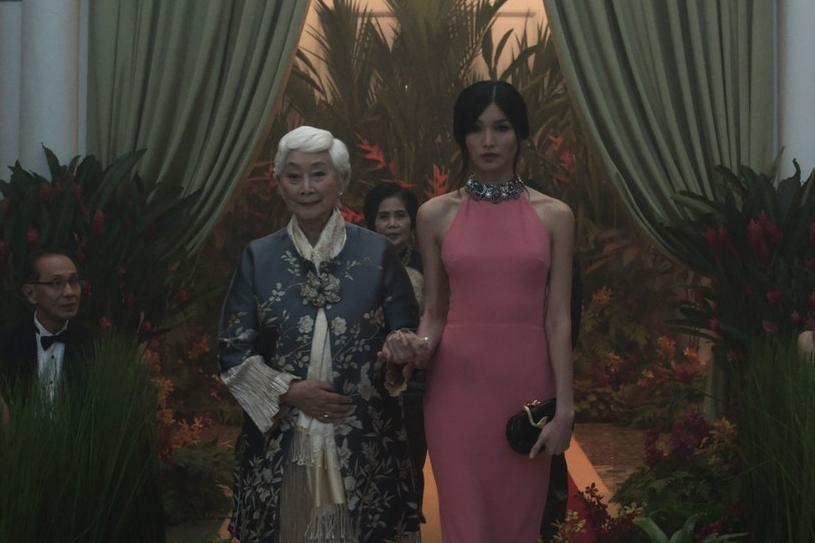 Crazy Rich Asians Astrid Alexander McQueen