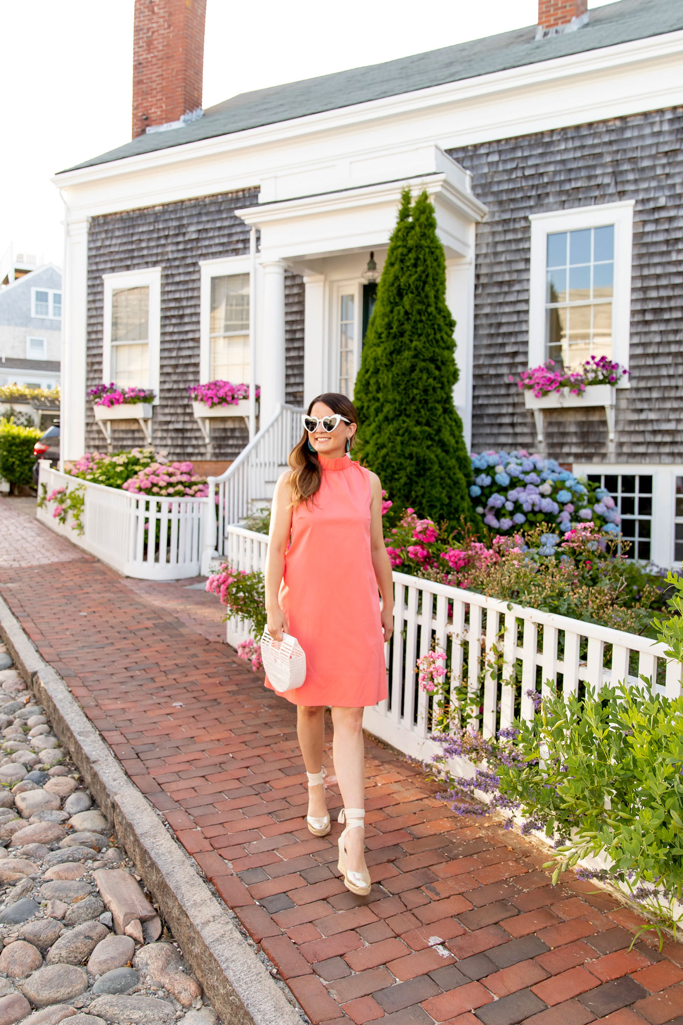 Fashion Blogger Nantucket