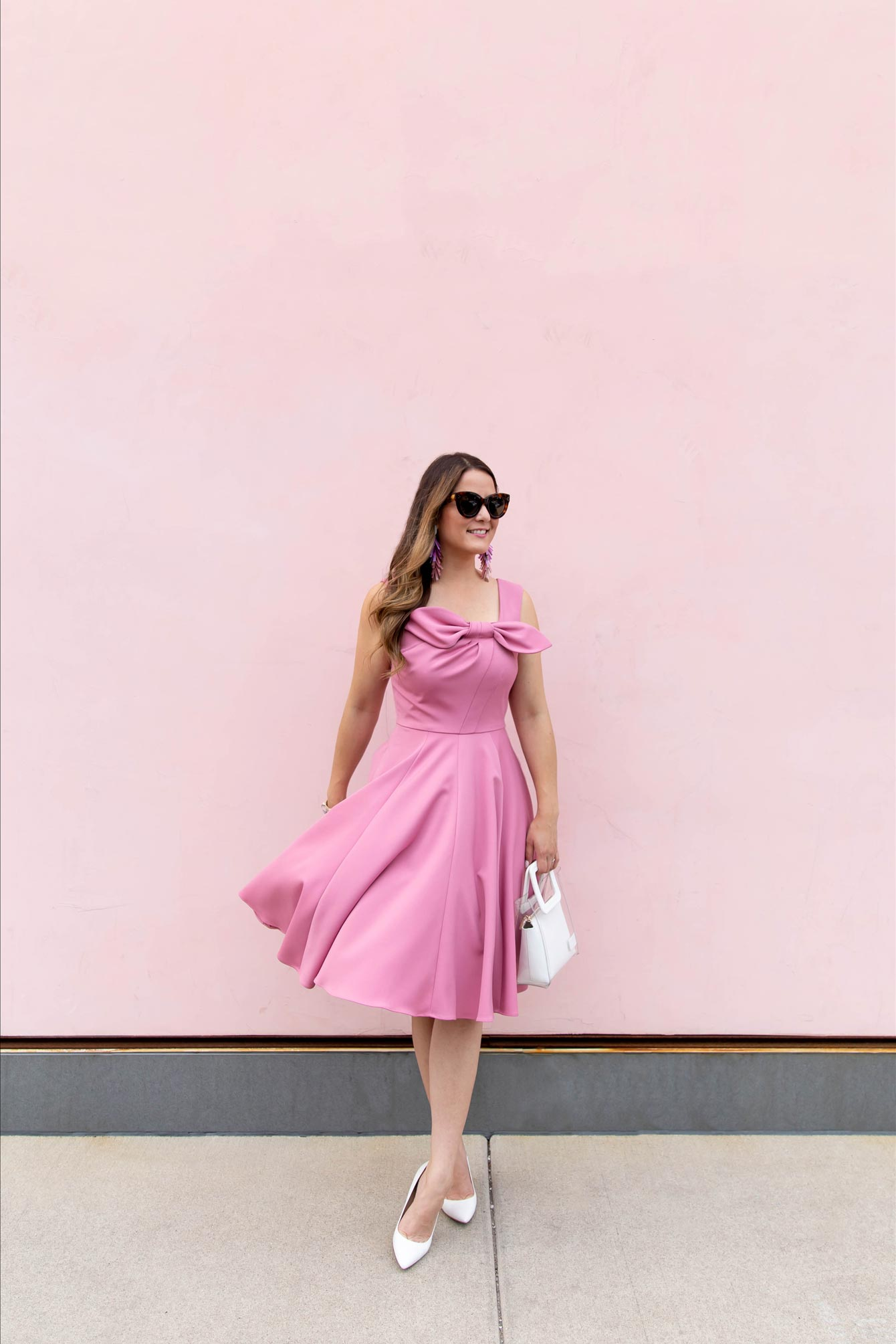 GMG Collection Pink Dress