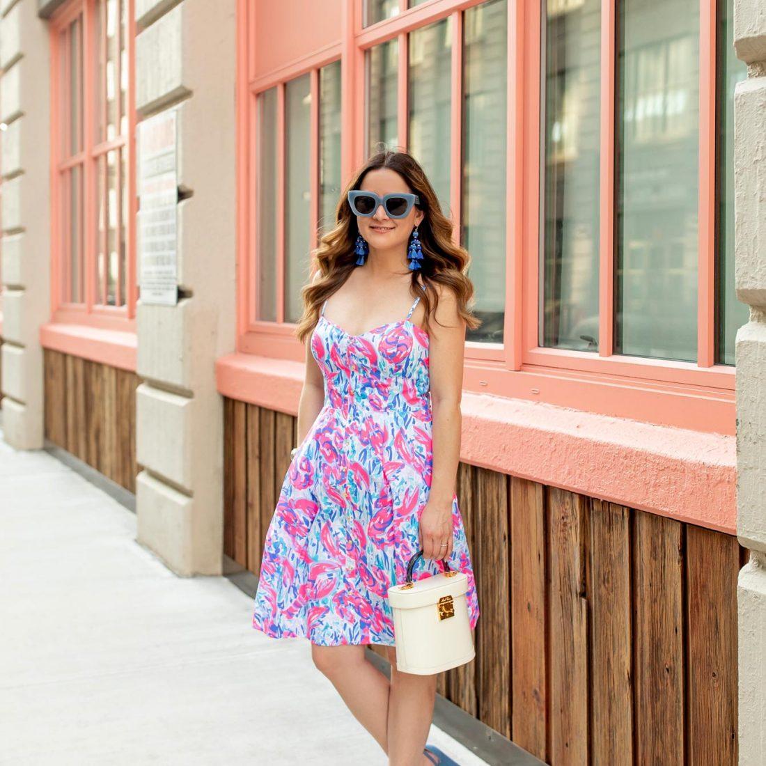 Lilly Pulitzer Easton Print Dress