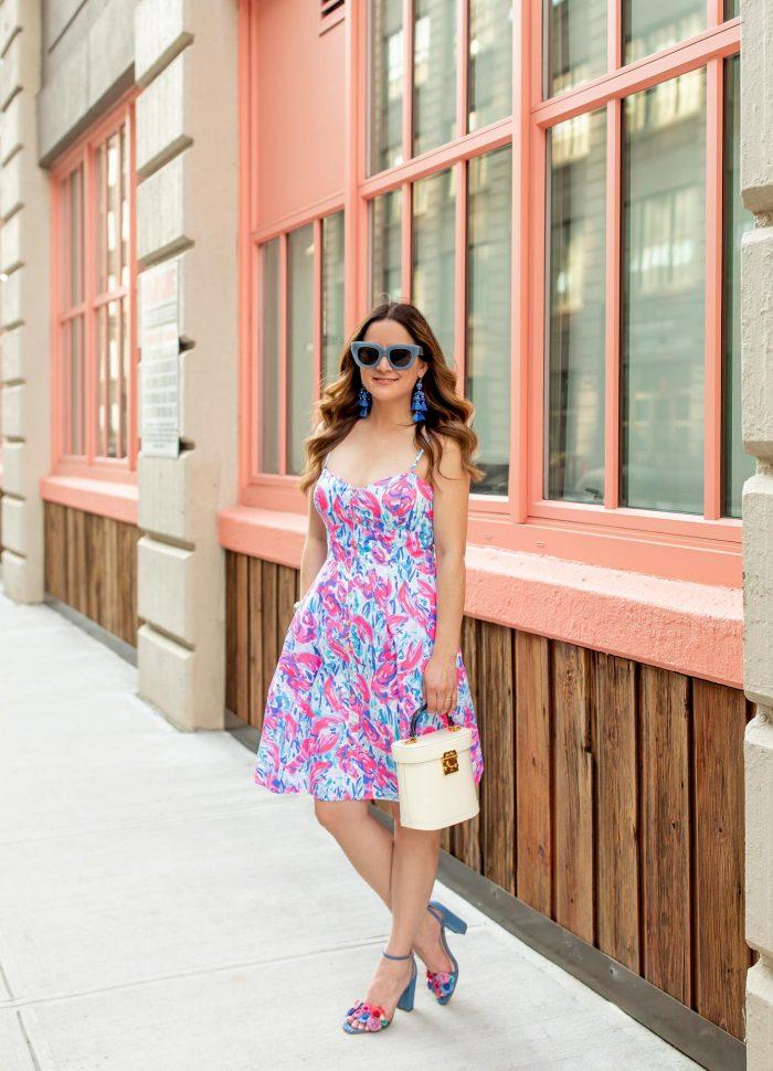 Lilly Pulitzer Easton Dress // Friday Charades