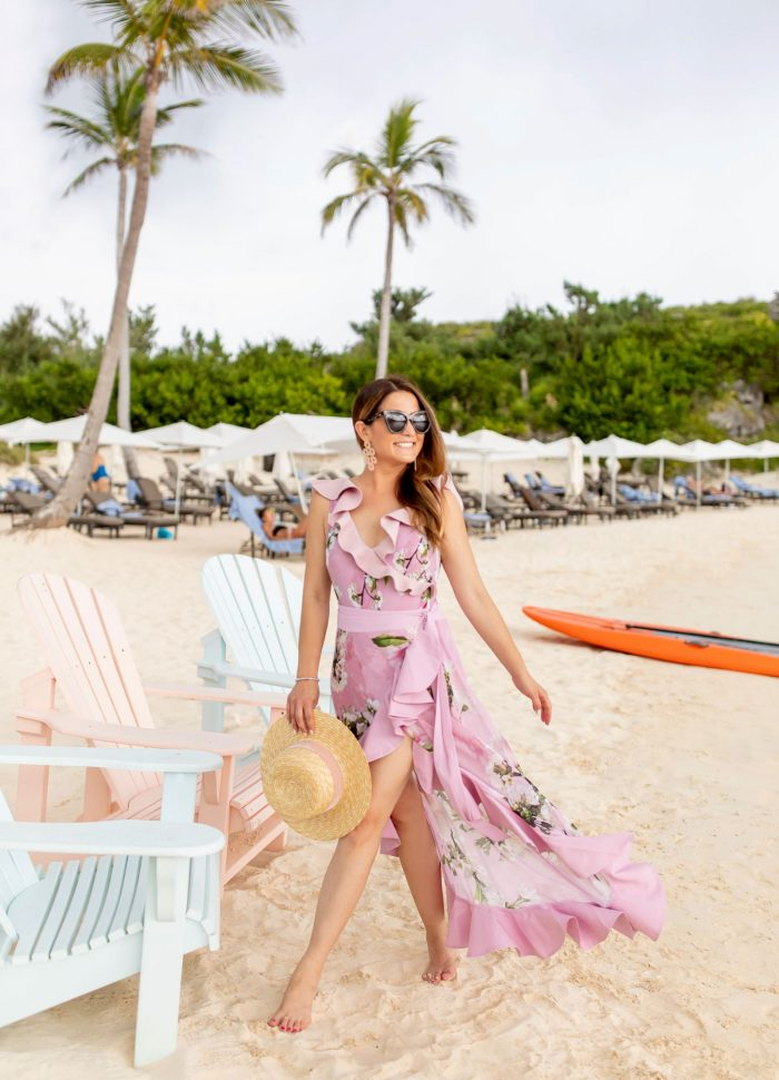 Hamilton Princess Hotel Bermuda: Two Looks from the Weekend