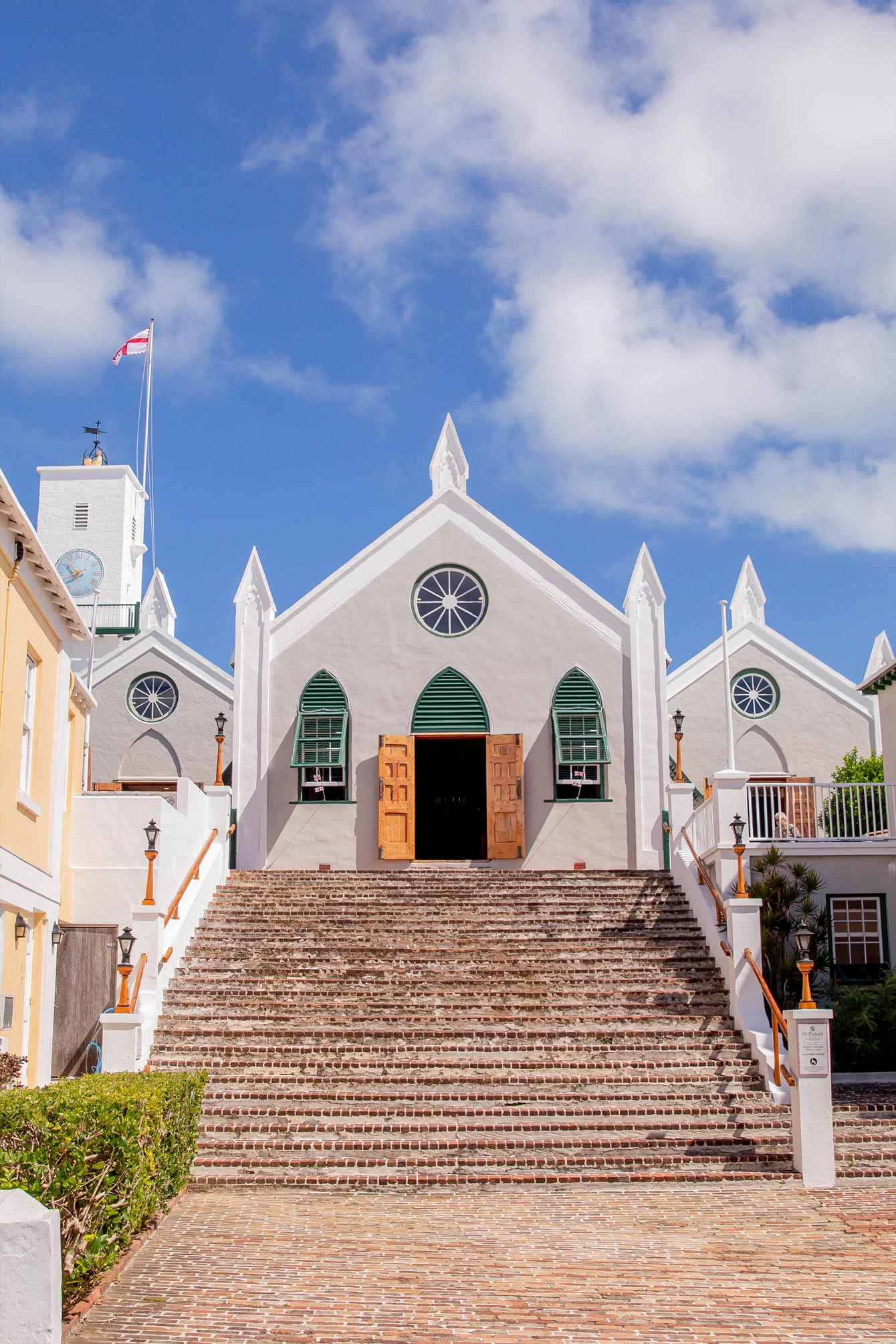 St Peter's Church Bermuda